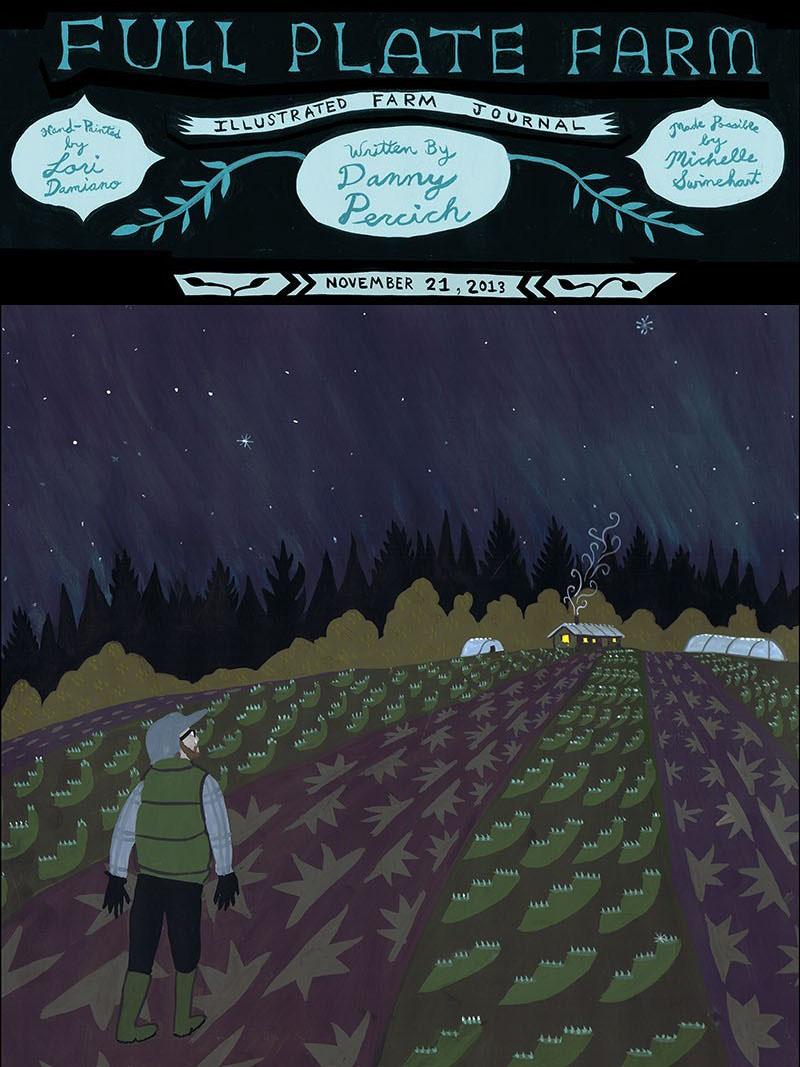 illustrated farm journal - Full Plate Farm