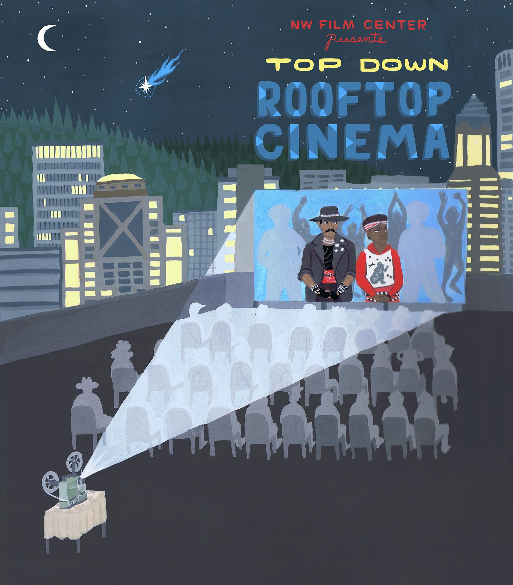 Northwest Film Center Poster