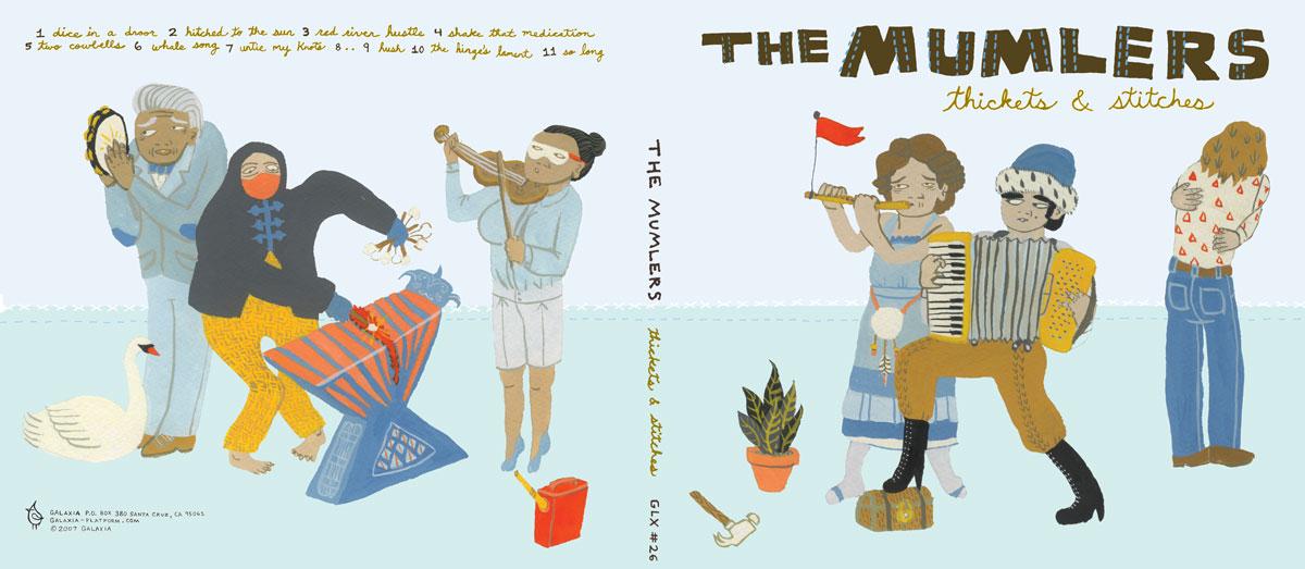 The Mumlers Album Art