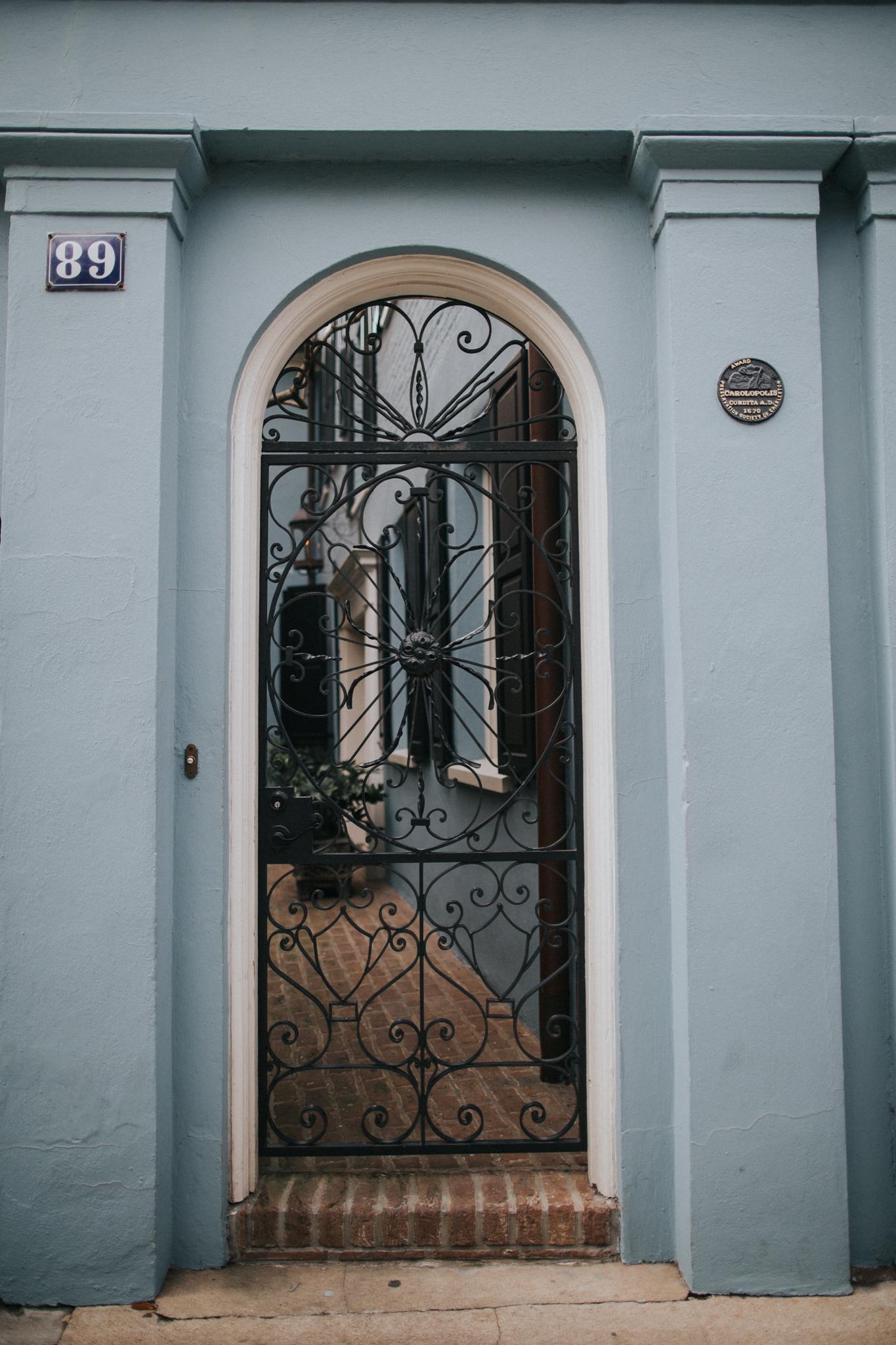 Beautiful Doorways in Charleston South Carolina-16.jpg