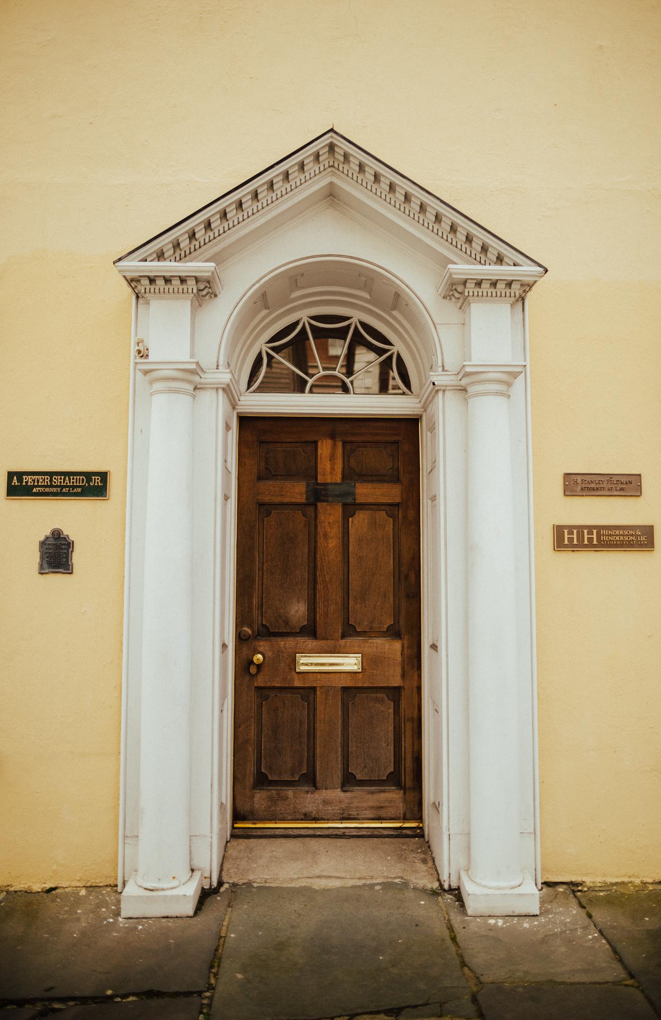 Beautiful Doorways in Charleston South Carolina-25.jpg