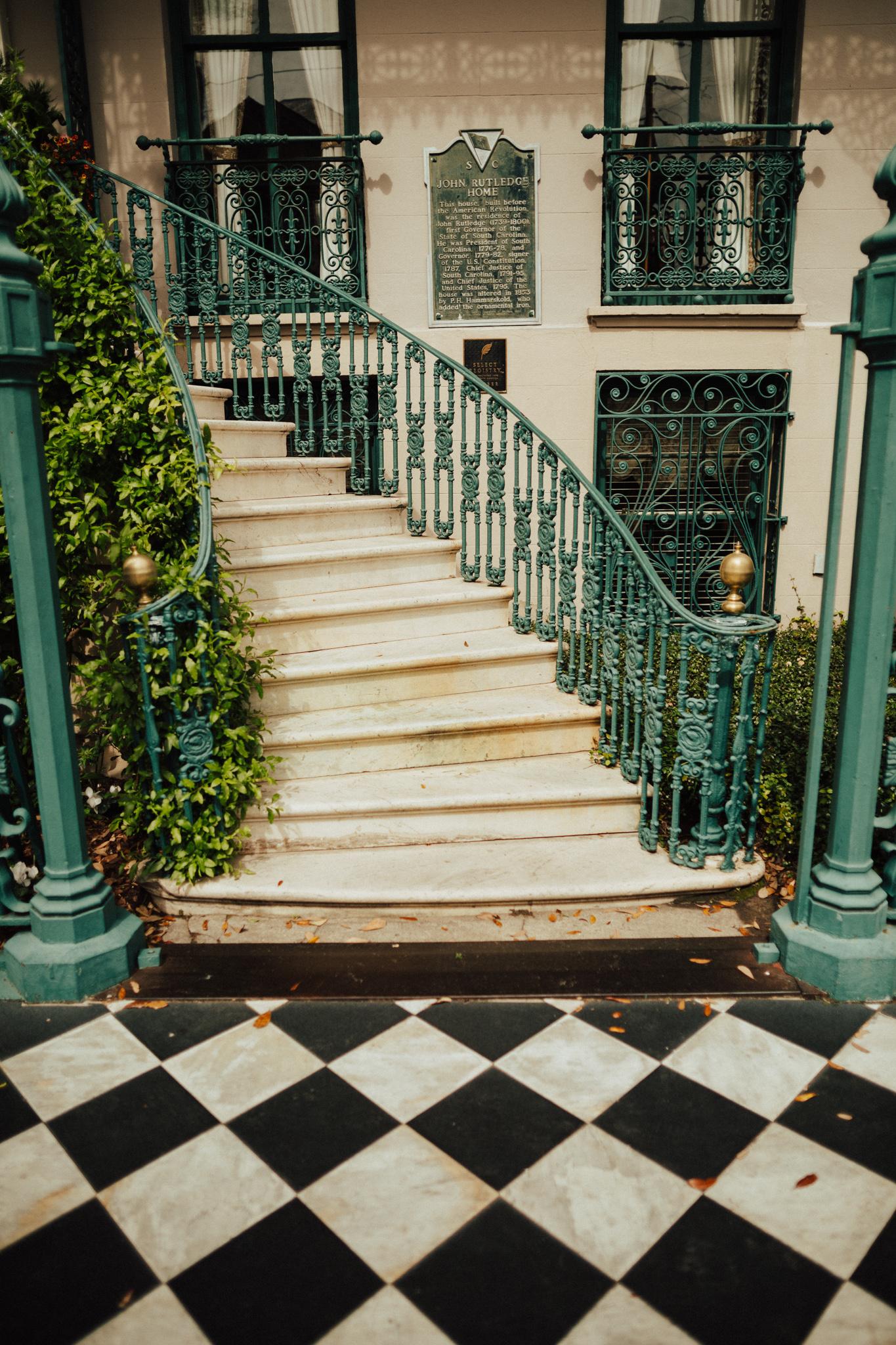 Beautiful Doorways in Charleston South Carolina-34.jpg
