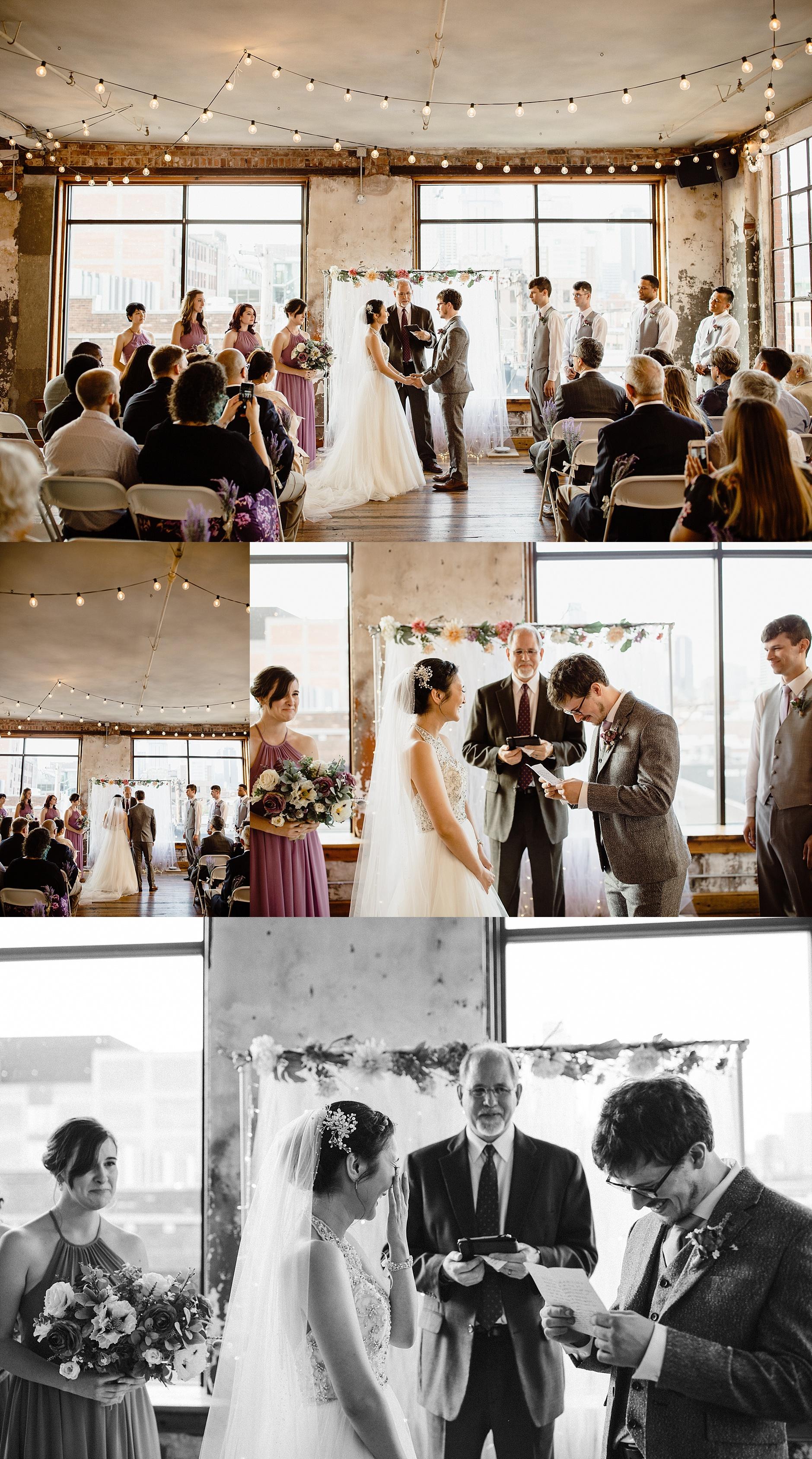 The Bride and the Bauer Kansas City Wedding Inspo