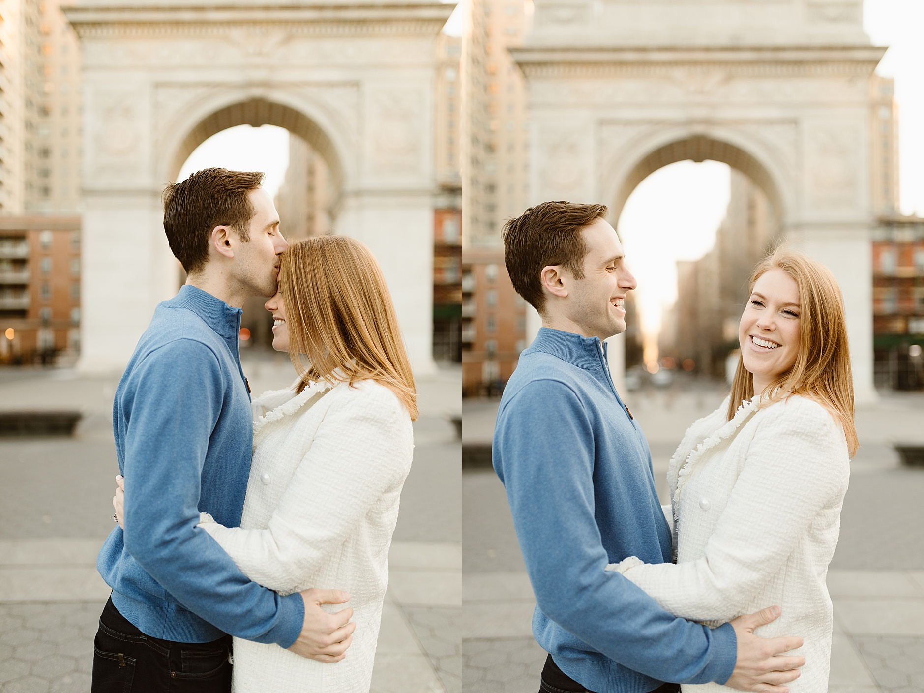Fall Engagement Session Outfit Ideas
