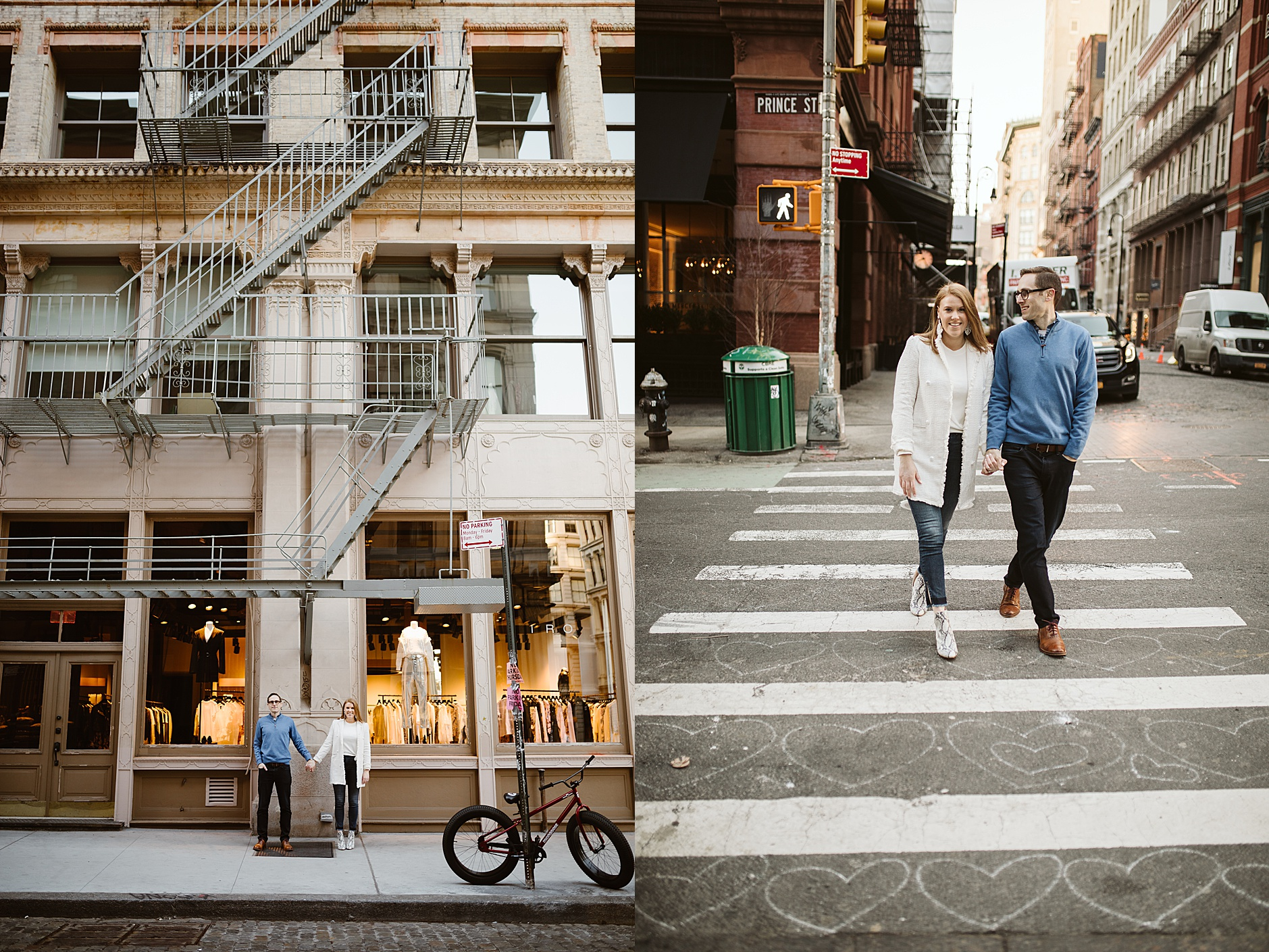New York City Engagement Session Ideas