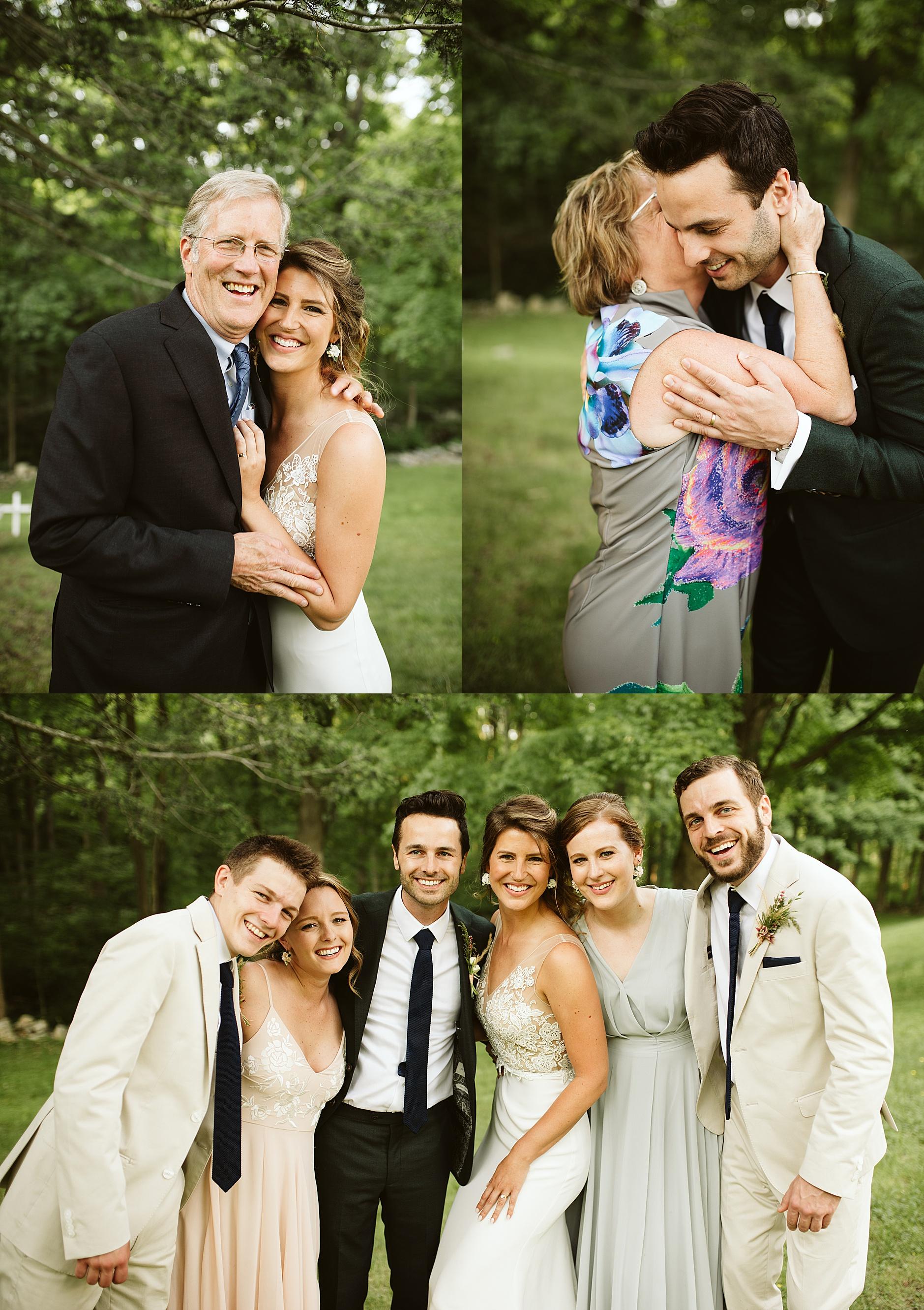 Summer Wedding in Upstate New York