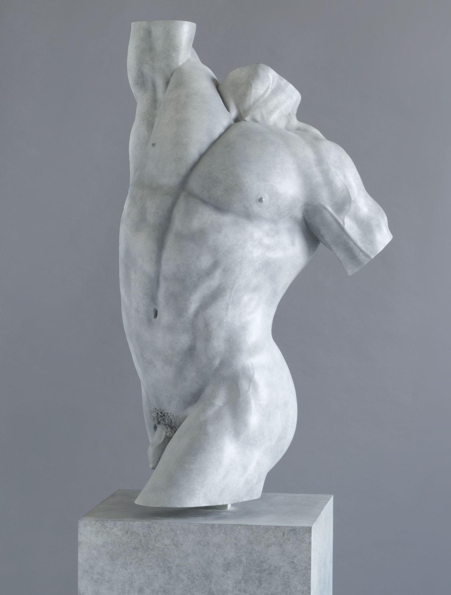 3. Apollo by Nick Bibby, Edition of 9, 83 x 21 x 24 inches (211 x 53 x 61cm).jpg