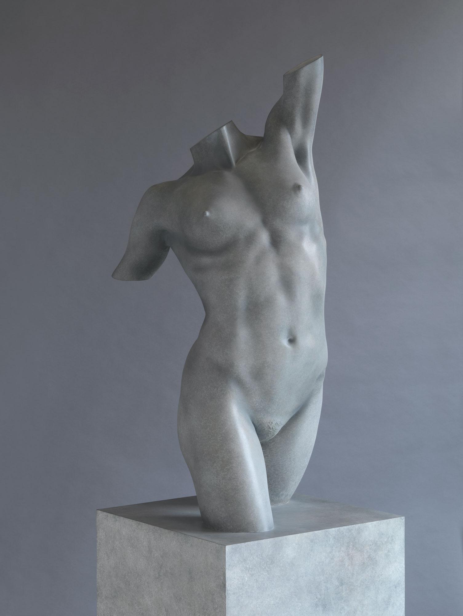 4. Artemis by Nick Bibby, Edition of 9, 80 x 22 x 21 inches (2013 x 56 x 53cm).jpg