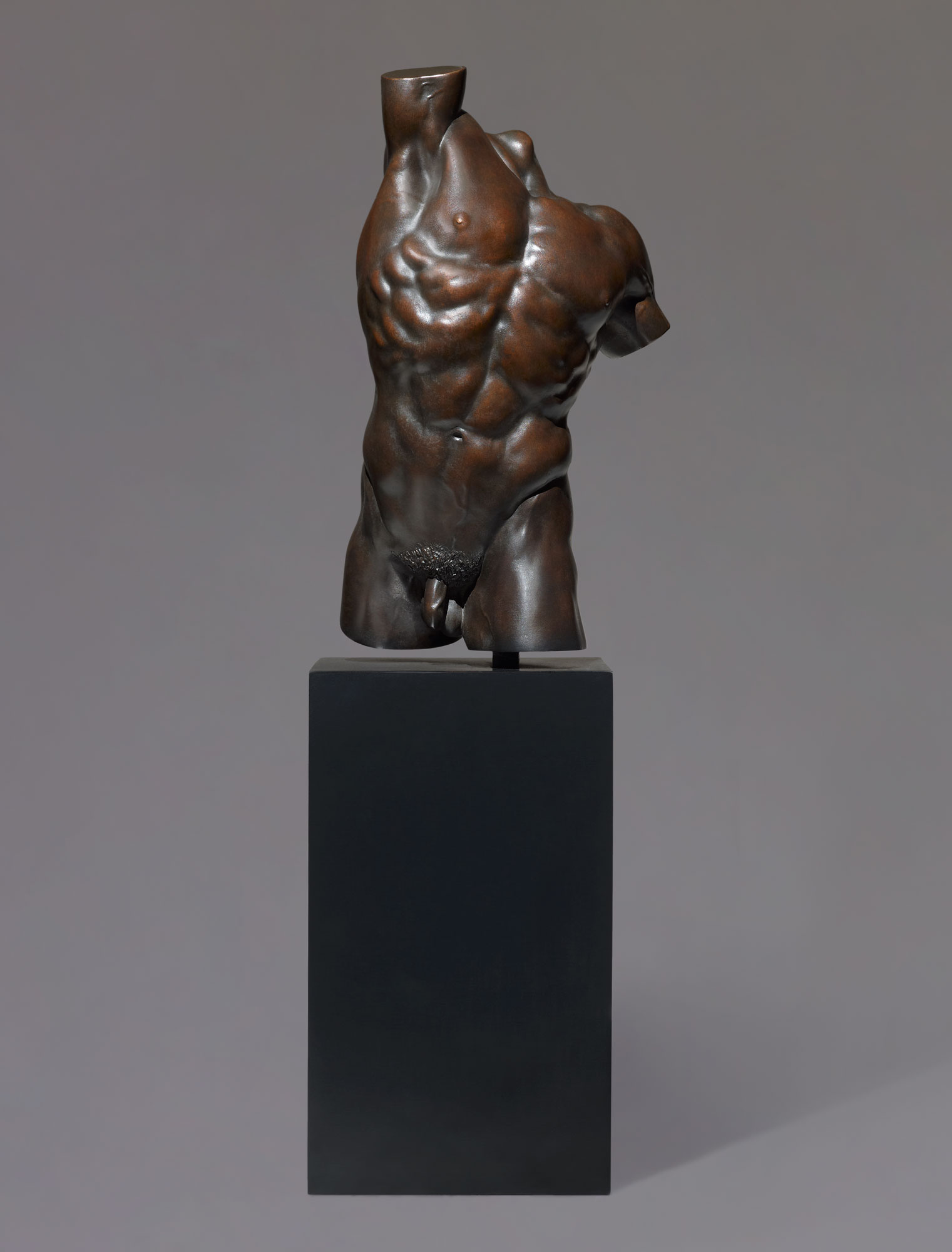 5. Apollo Maquette by Nick Bibby, Edition of 12, 20.5 x 6 x 6 inches (52 x 15 x 15cm).jpg