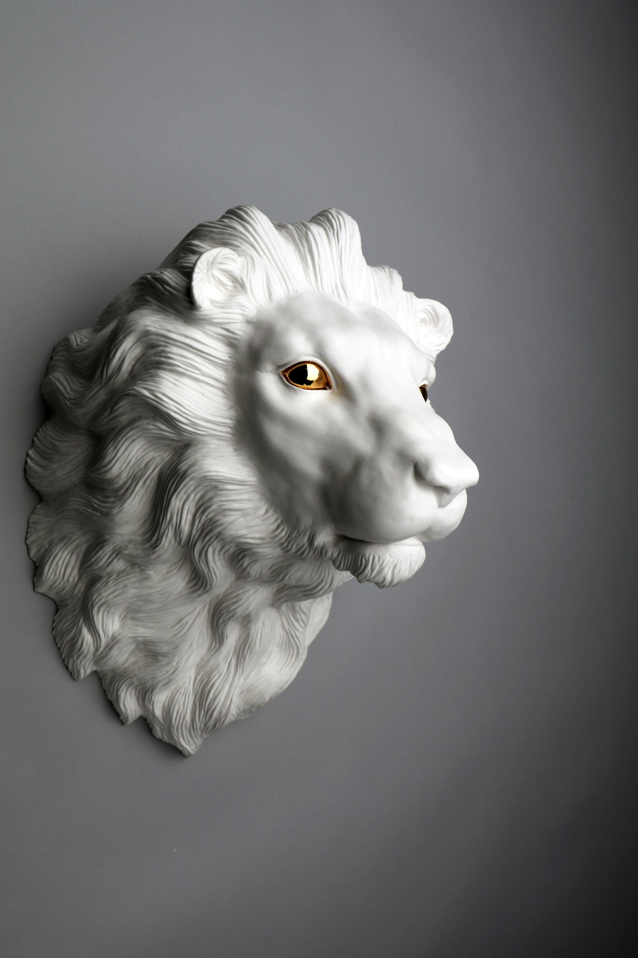 84.A Lion