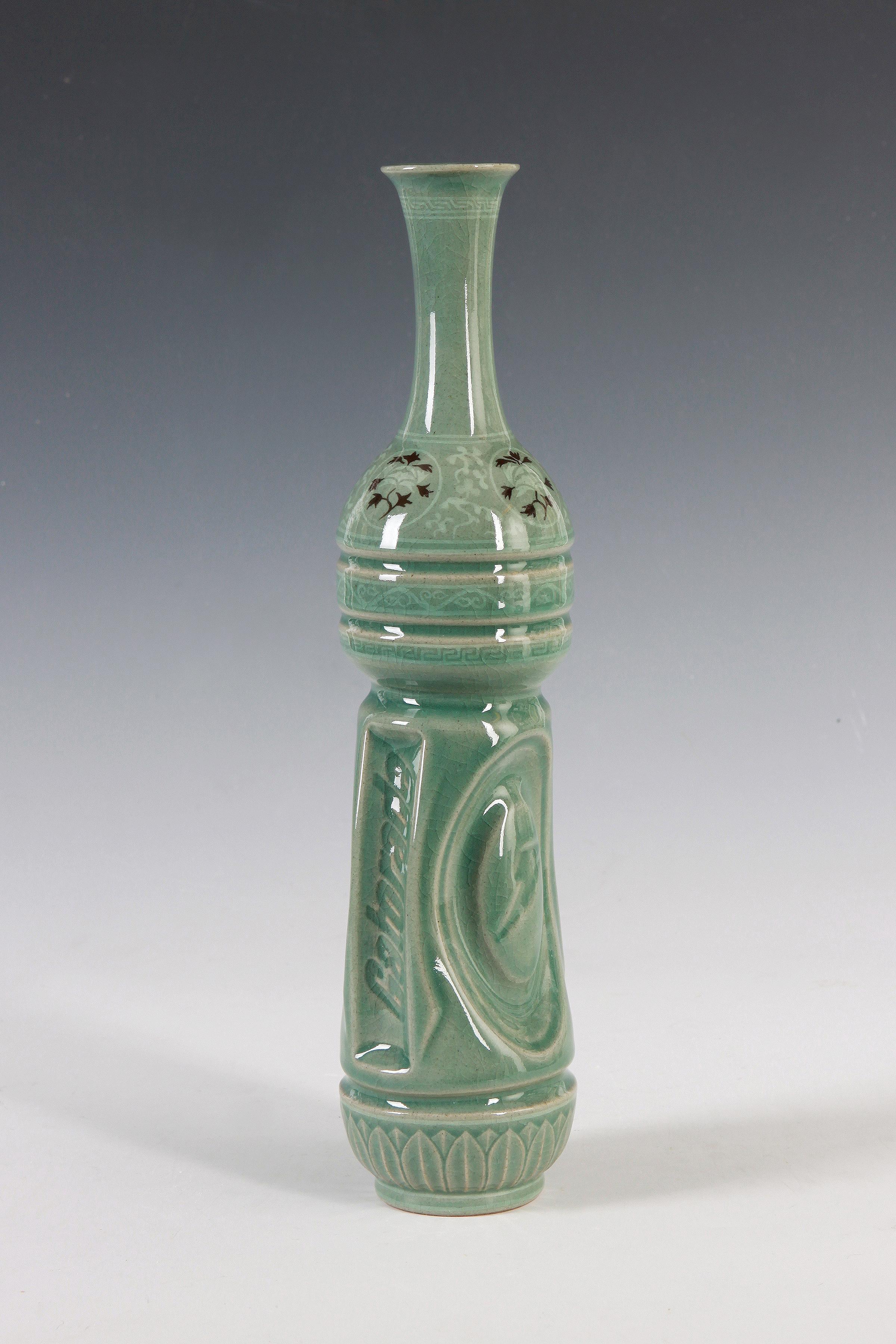 92.Celadon Bottle - Gatorade