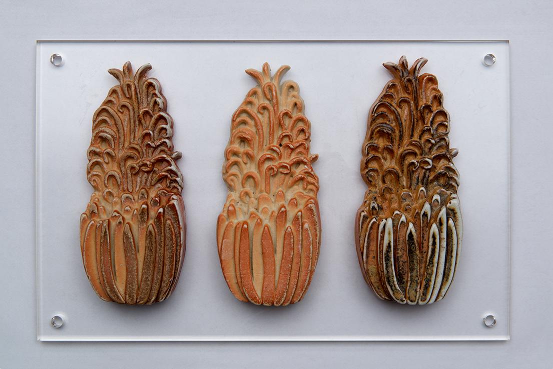 97.Botanical Structures Cascade Flower heads