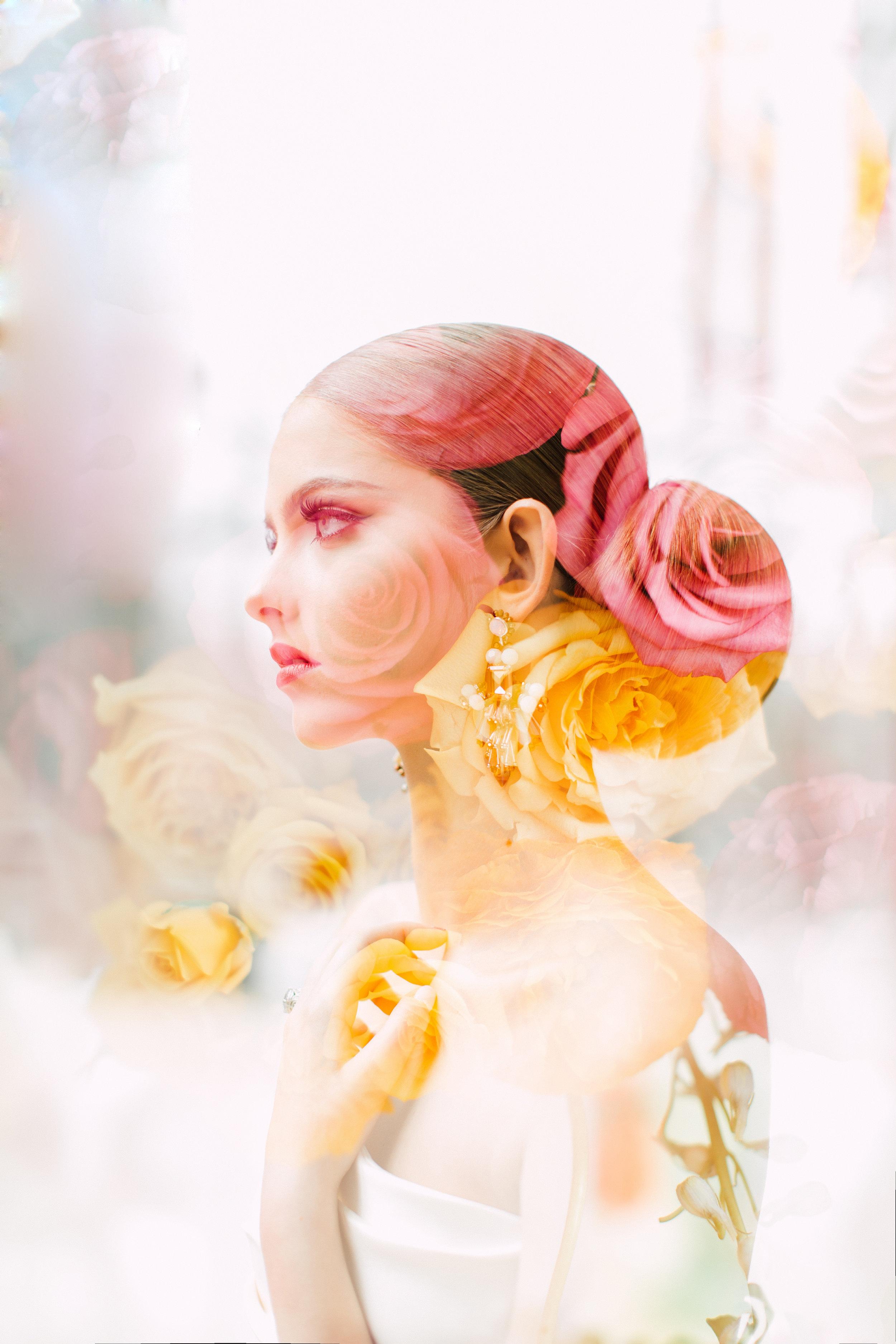 August In Bloom - Beauty Juxtaposition - Dreaming of Oscar