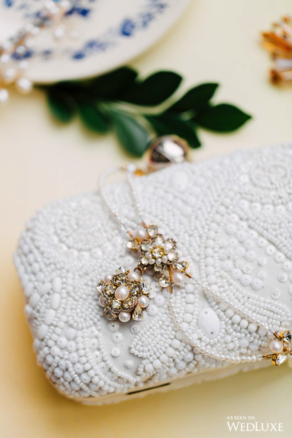 August In Bloom - Bridal accessories - Dreaming of Oscar (Wedluxe)