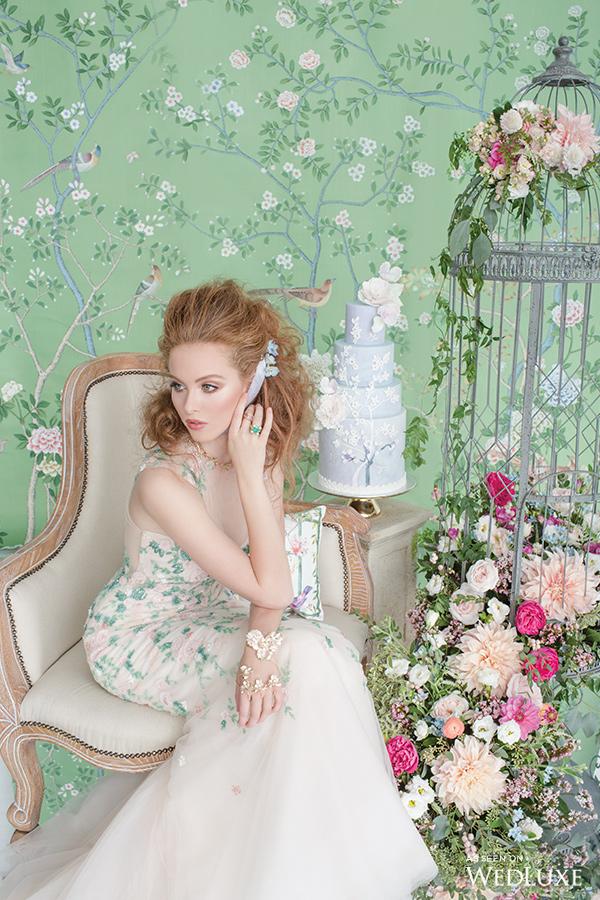 August In Bloom - In Full Bloom (Wedluxe)
