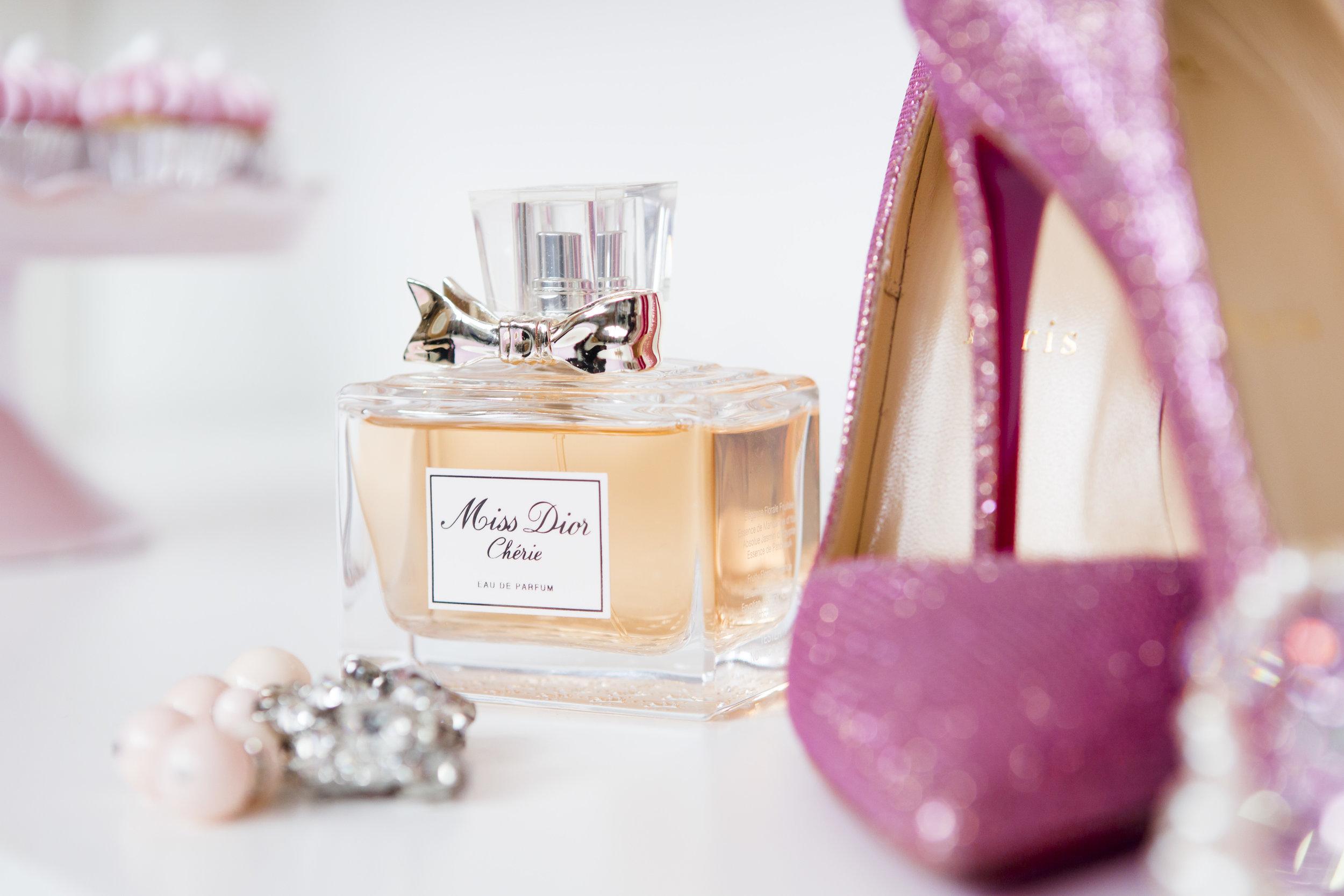 August In Bloom - Miss Dior Perfume - Dior Darling (Wedluxe)