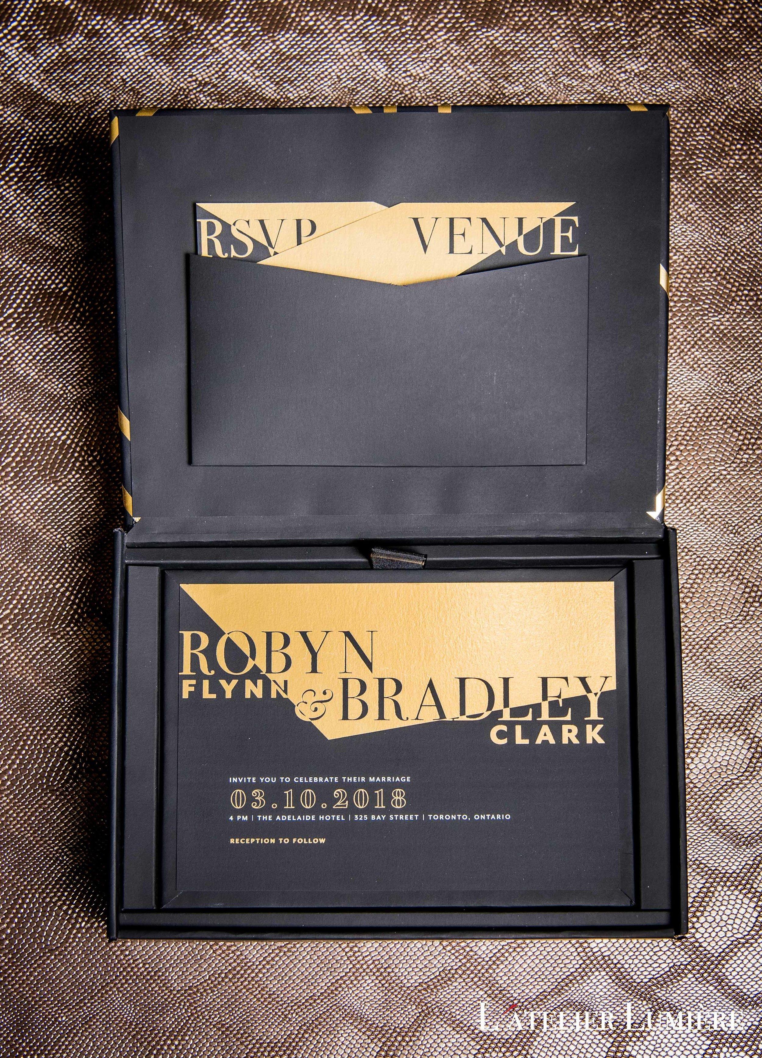 August In Bloom - Invitation RSVP - Riri (Grace Ormond Wedding)