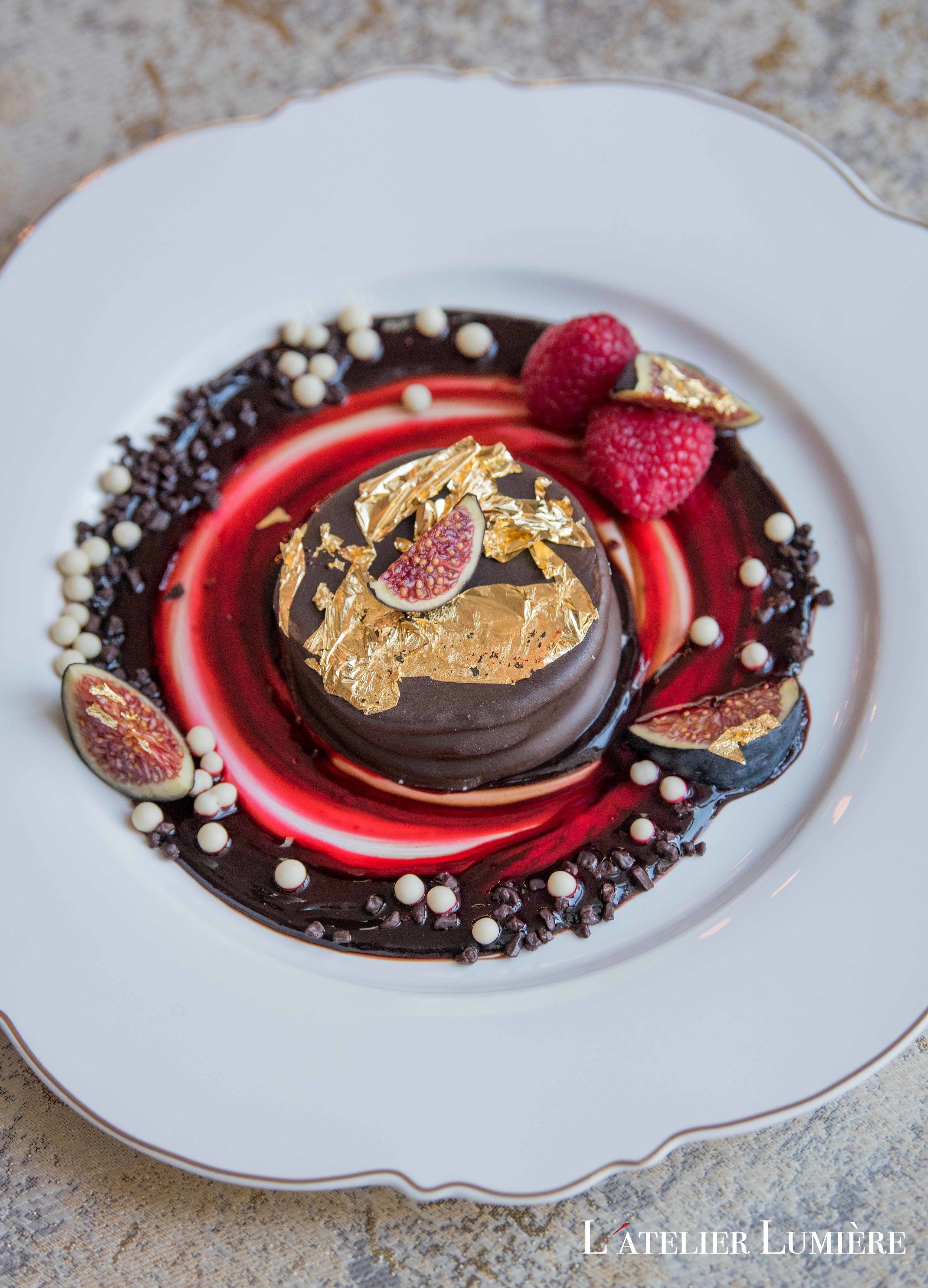 August In Bloom - Dessert - Riri (Grace Ormond Wedding)