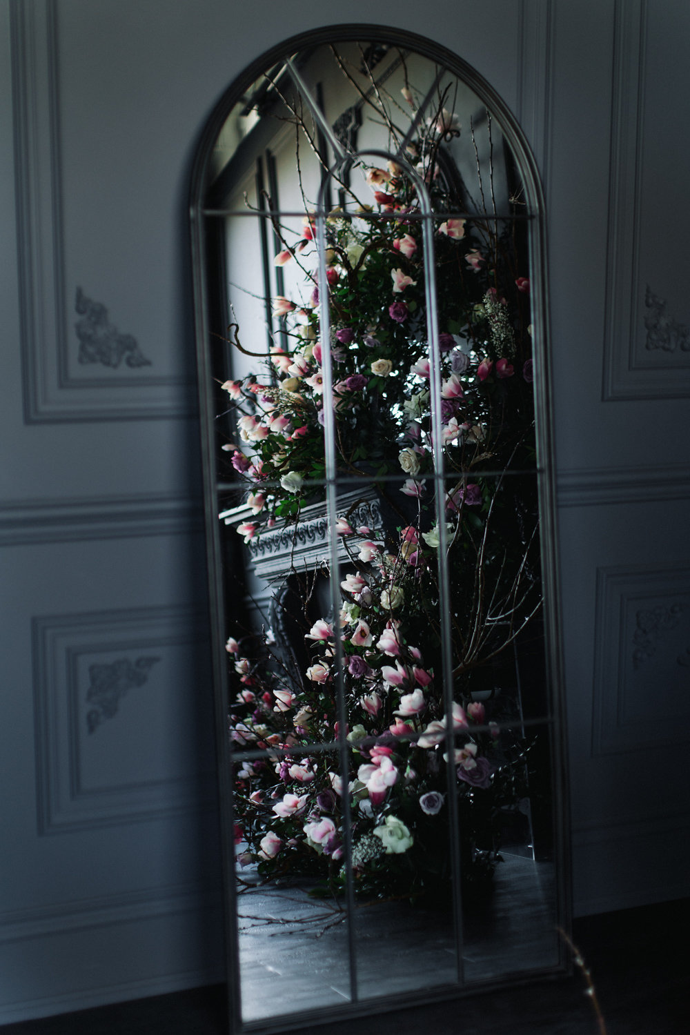 August In Bloom - Floor-length mirror - Magnolia Dreams (The Bridal Affair)