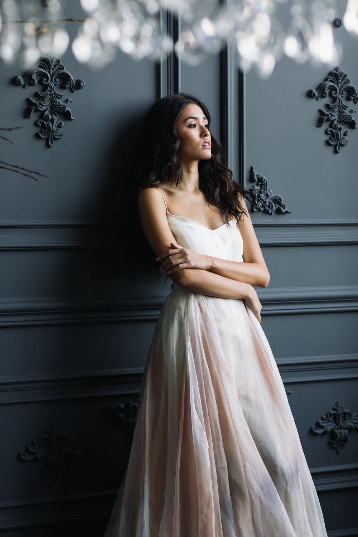 August In Bloom - Bride - Magnolia Dreams (The Bridal Affair)