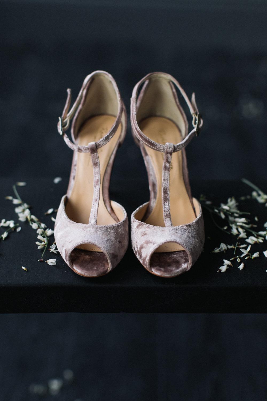 August In Bloom - Wedding heels - Magnolia Dreams (The Bridal Affair)