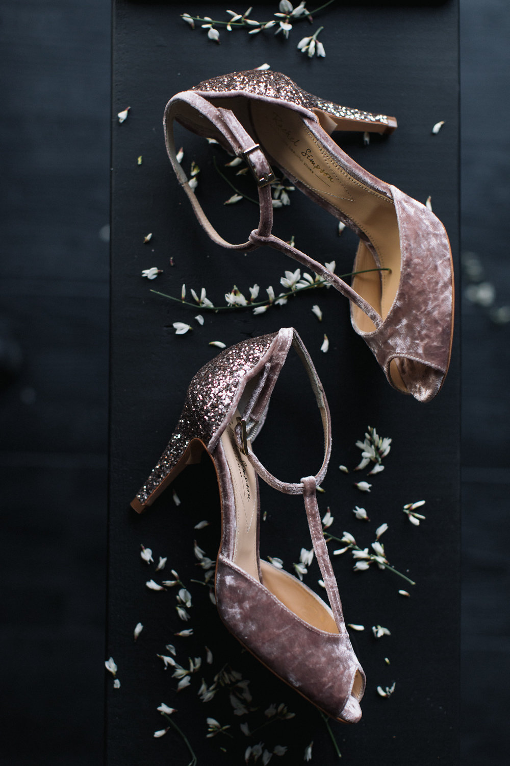 August In Bloom - Wedding heels - Magnolia Dreams (The Bridal Affair)