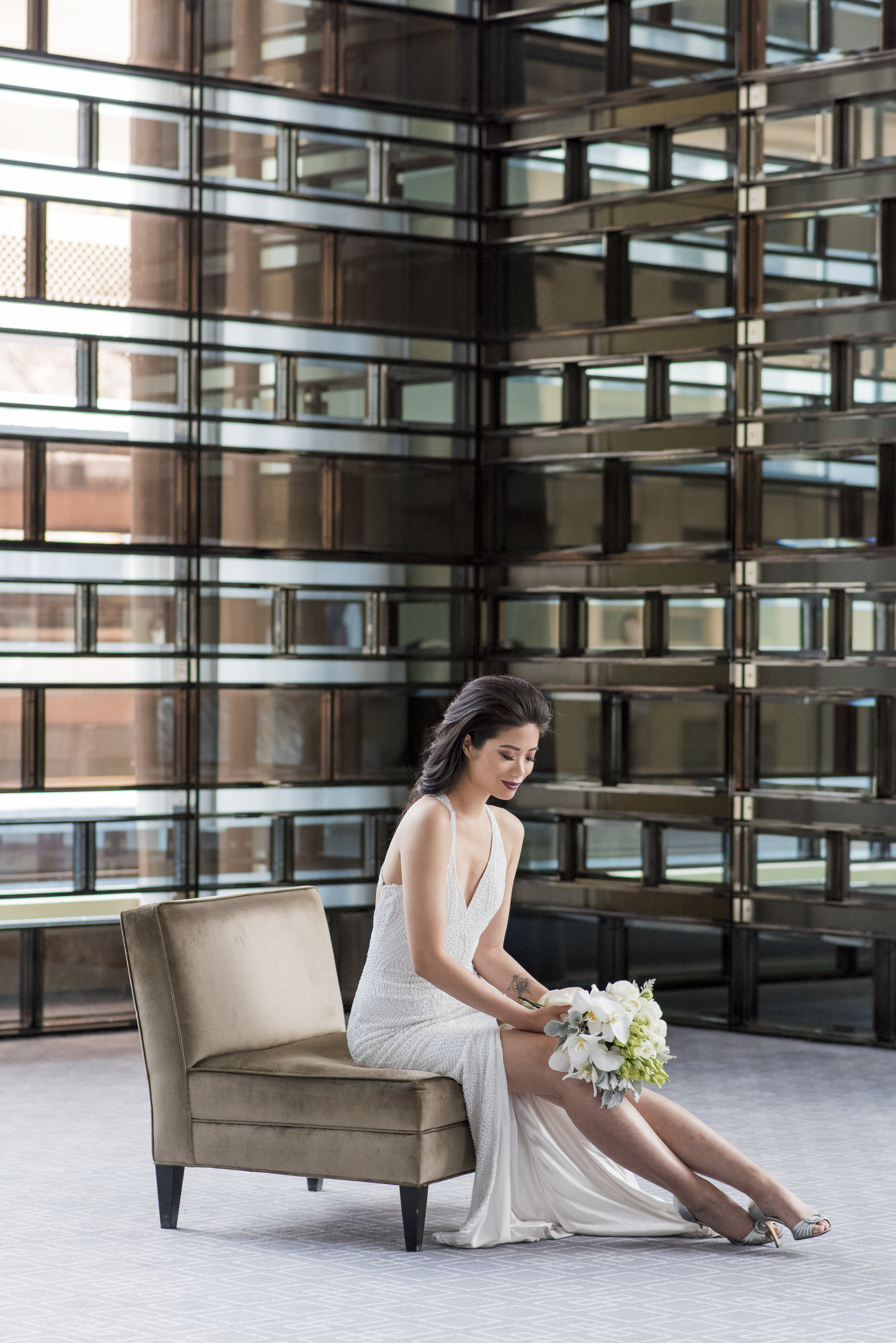 August In Bloom - Bride - The Suited Groom (The Bridal Affair)