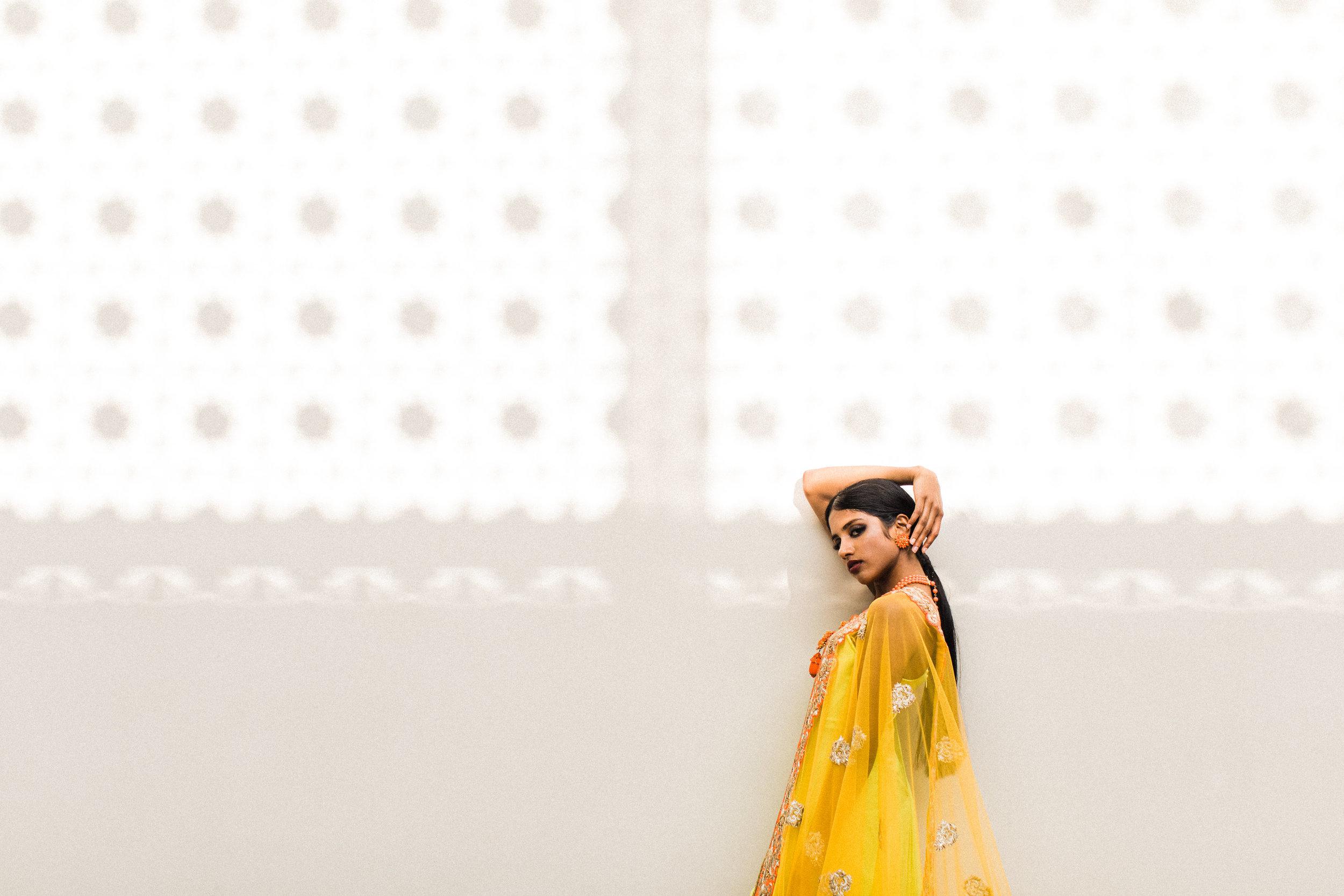 August In Bloom - Bride - Scarlet Sweetheart (Lavish Dulhan)