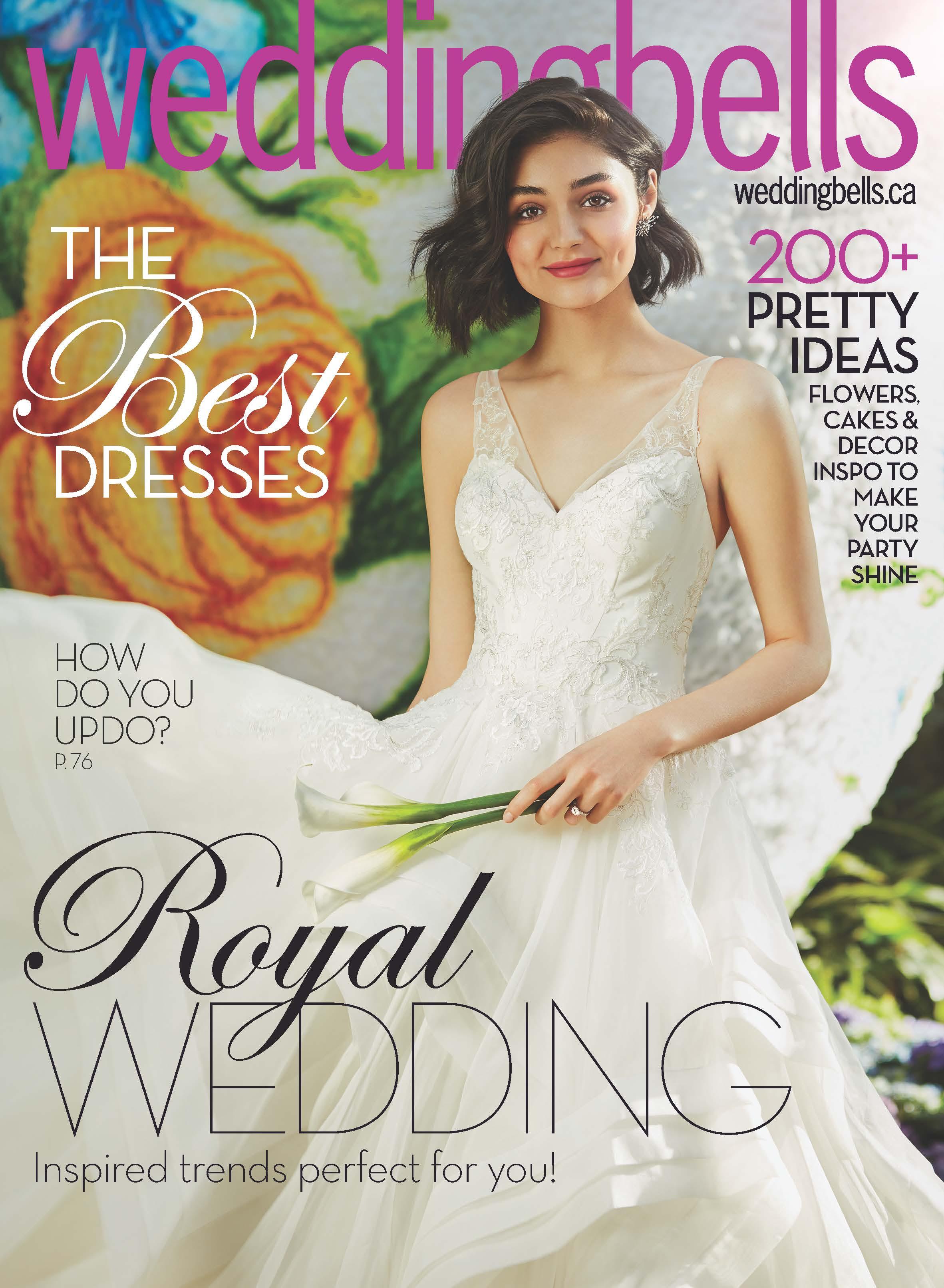 Weddingbells F/W18 Cover