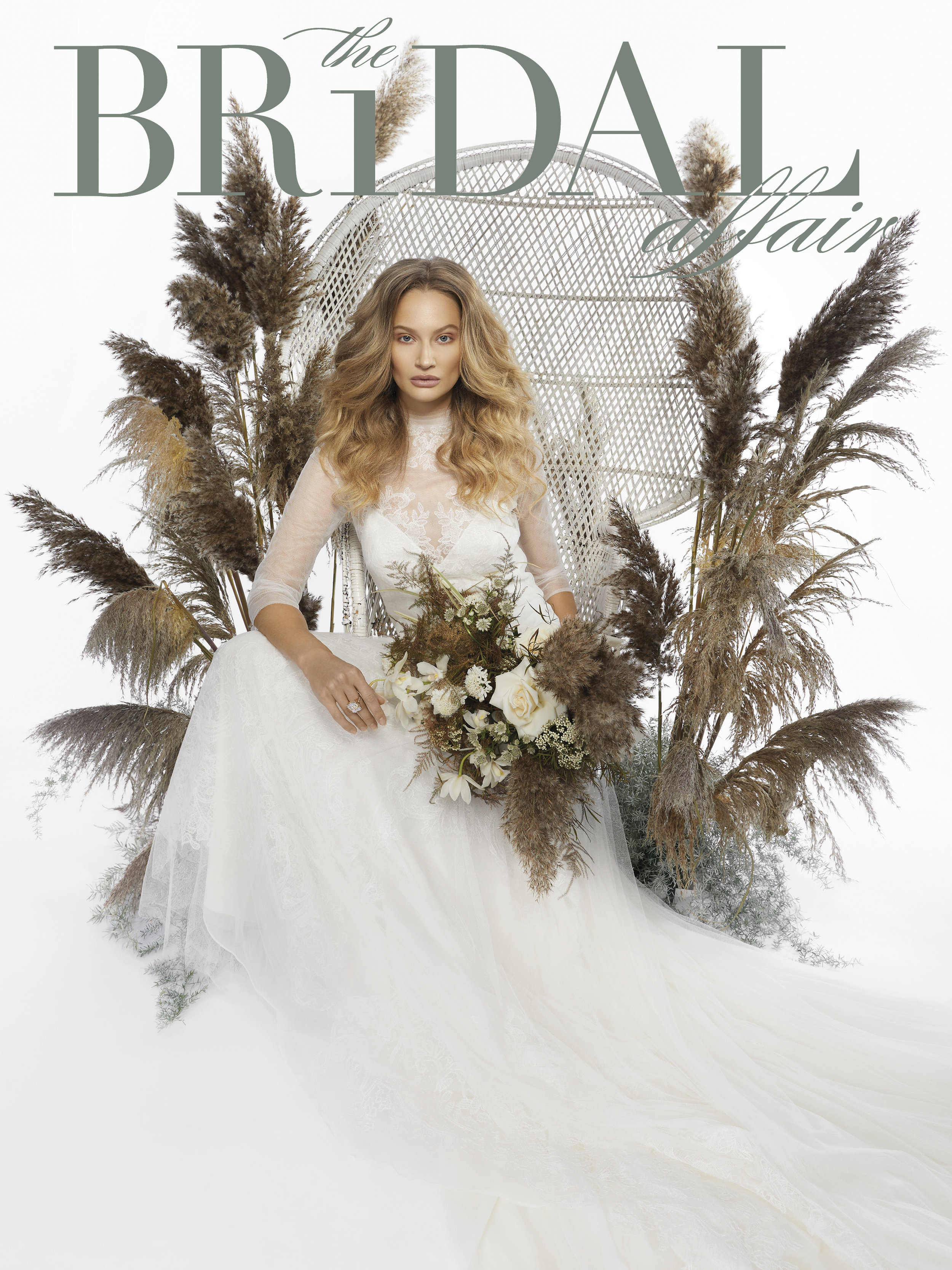 August In Bloom - The Bridal Affair Cover - Purely Poised (The Bridal Affair)