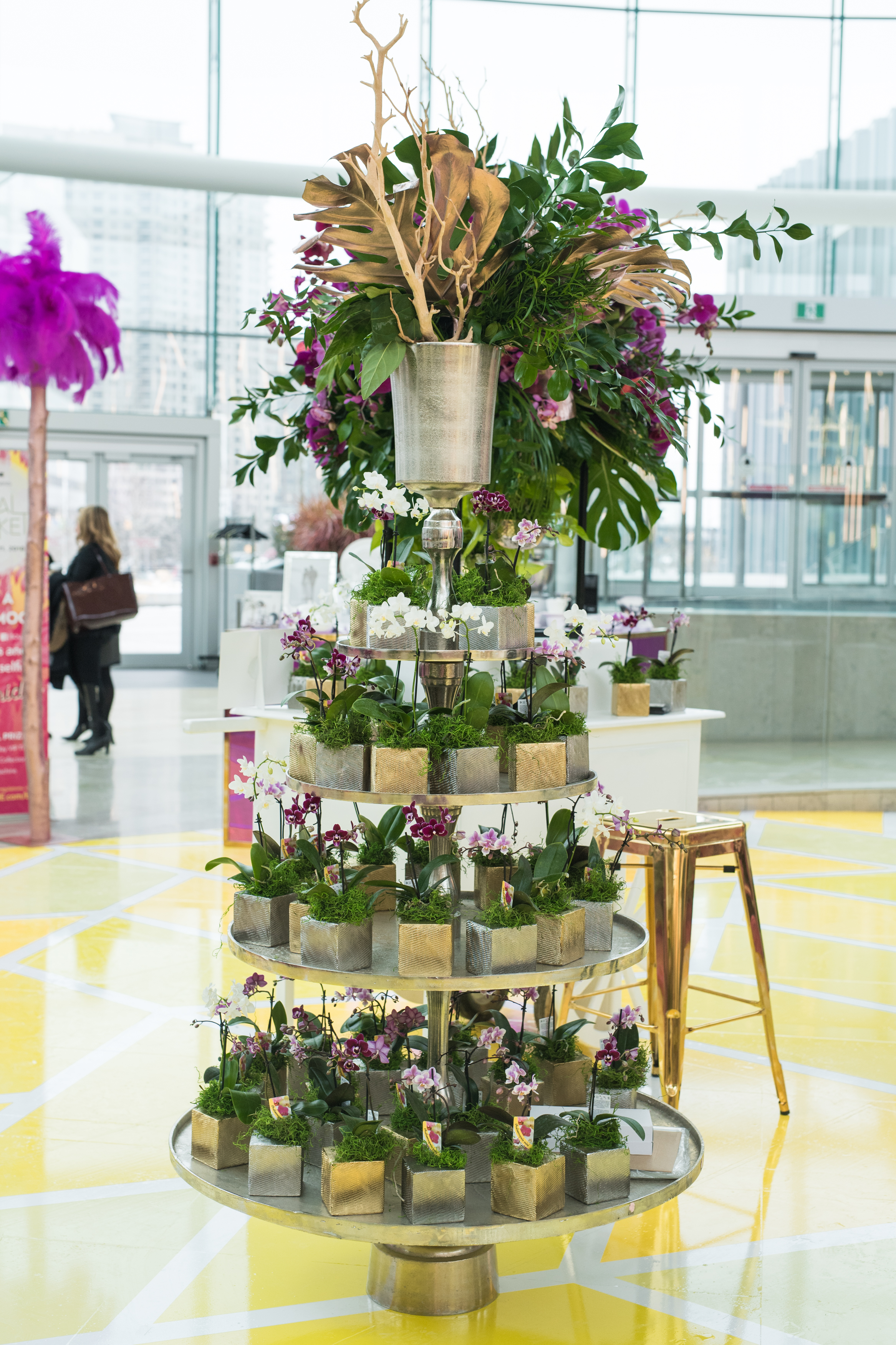 August In Bloom - Plants - #SQ1Bridal (Square One Shopping Centre)