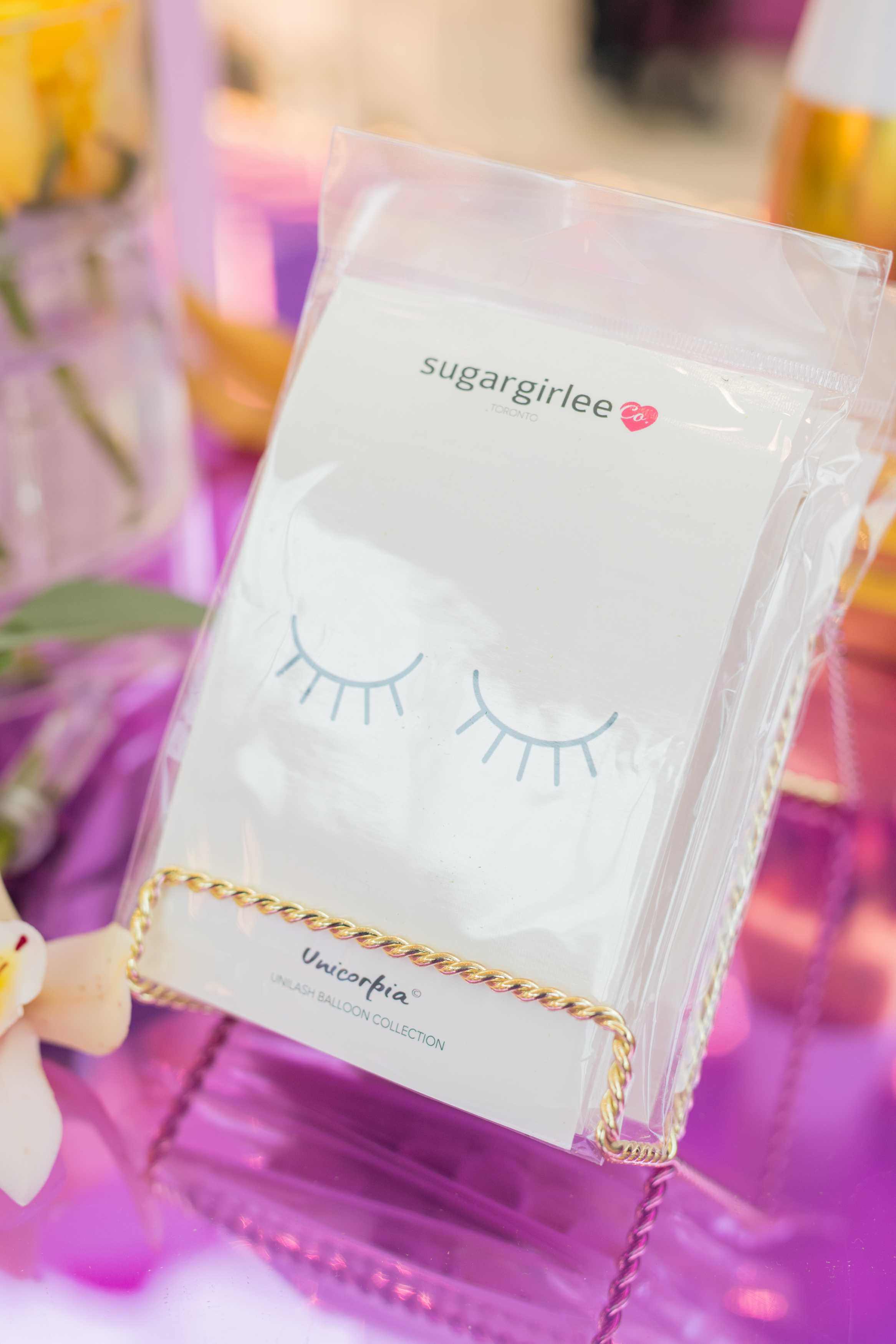 August In Bloom - Sugar Girlee product - #SQ1Bridal (Square One Shopping Centre)