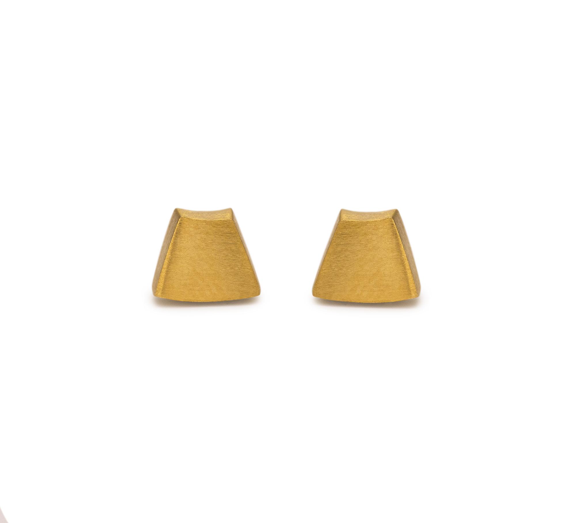 Gold Mini Native Studs £45