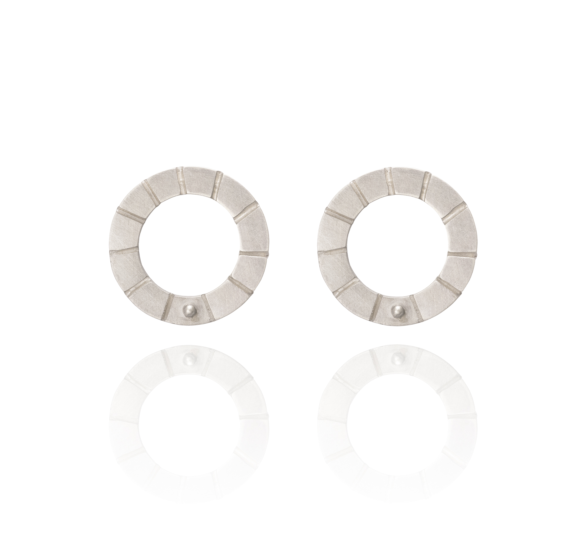Notched Hoops £98