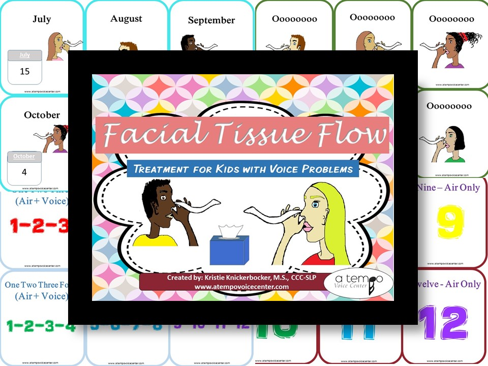 Facial Tissue Flow incorporates Stretch N Flow from Casteel and Stone into an interactive resource