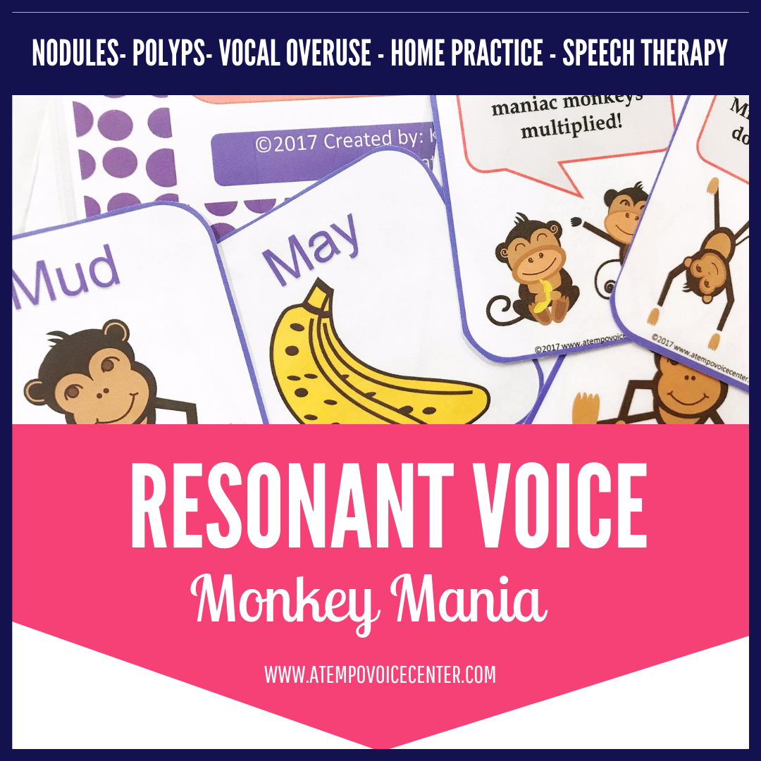 Resonant Voice Monkey Mania
