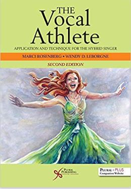 Click Picture to order The Vocal Athlete Workbook with my Amazon Affiliate Link