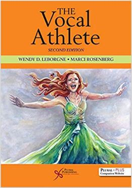 Click Picture to order The Vocal Athlete with my Amazon Affiliate Link