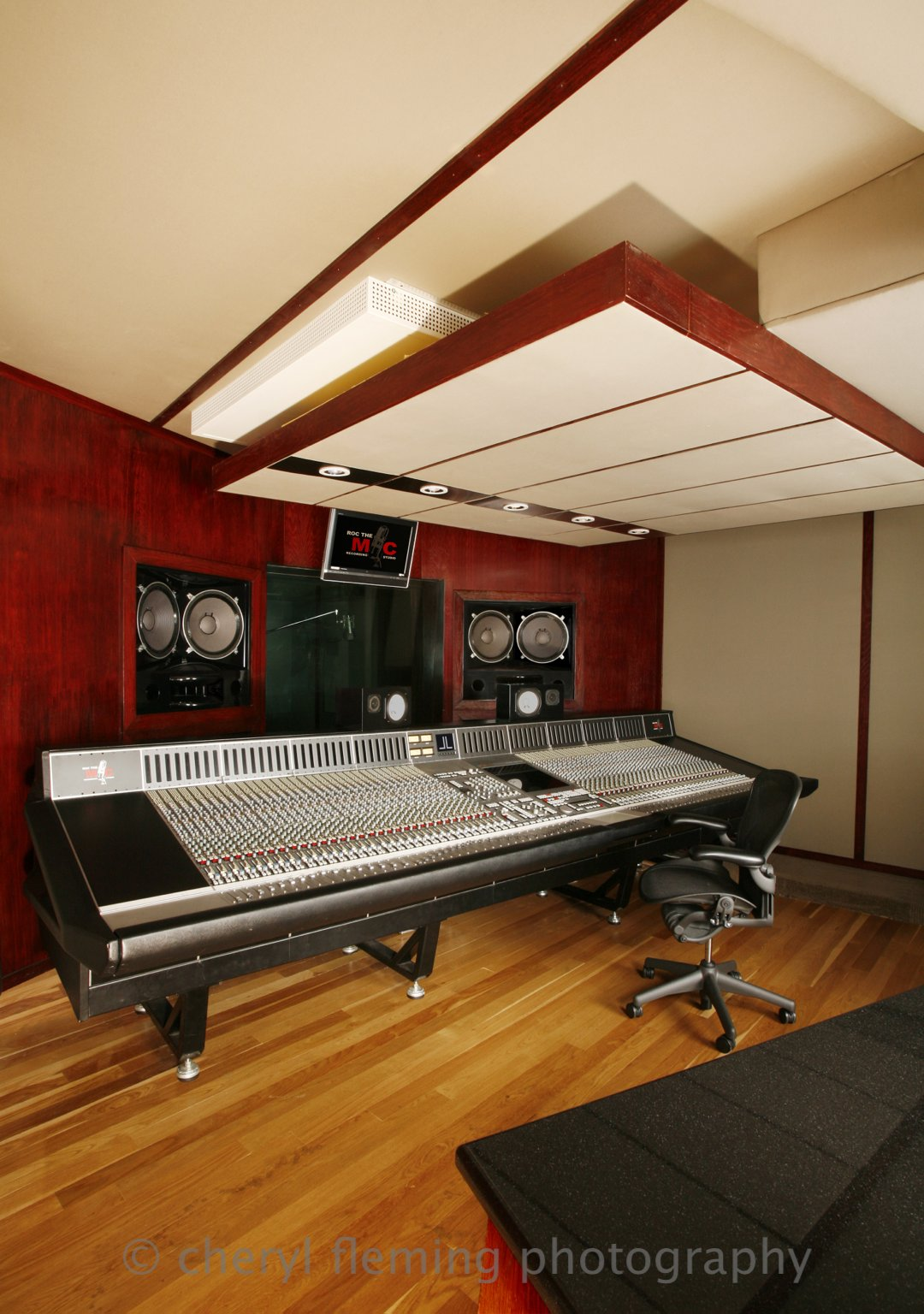 Roc The Mic Studios- NYC
