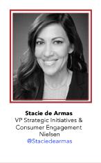 Stacie M. de Armas, VP Strategic Initiatives & Consumer Engagement, Public Affairs Leader, Nielsen