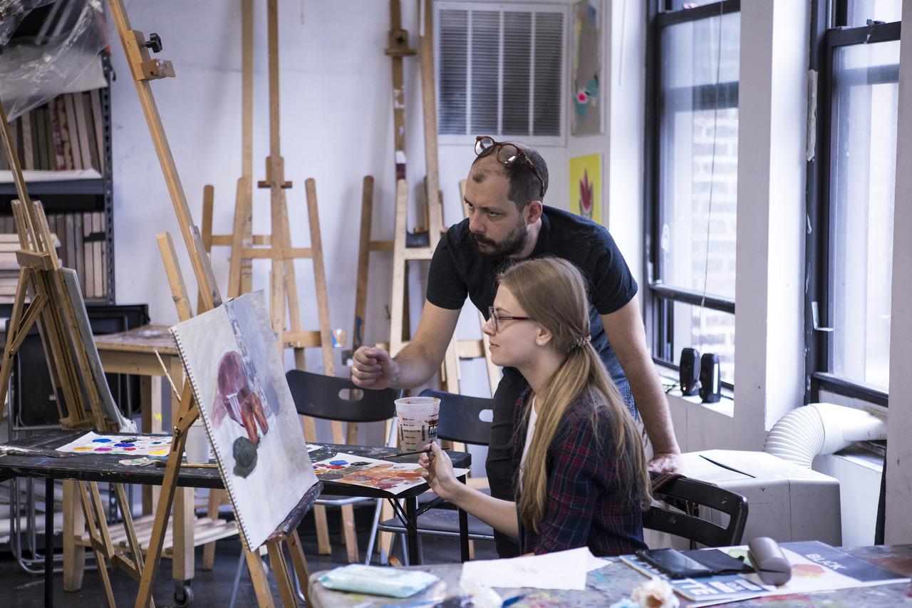 P.I. Art Center   海外美術大学進学校 & ニューヨーク アートスクール