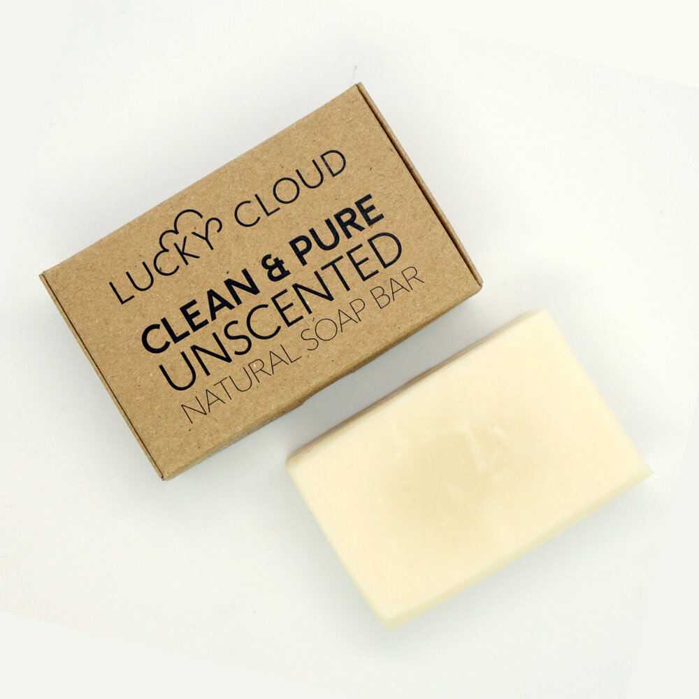 Clean & Pure Soap Bar