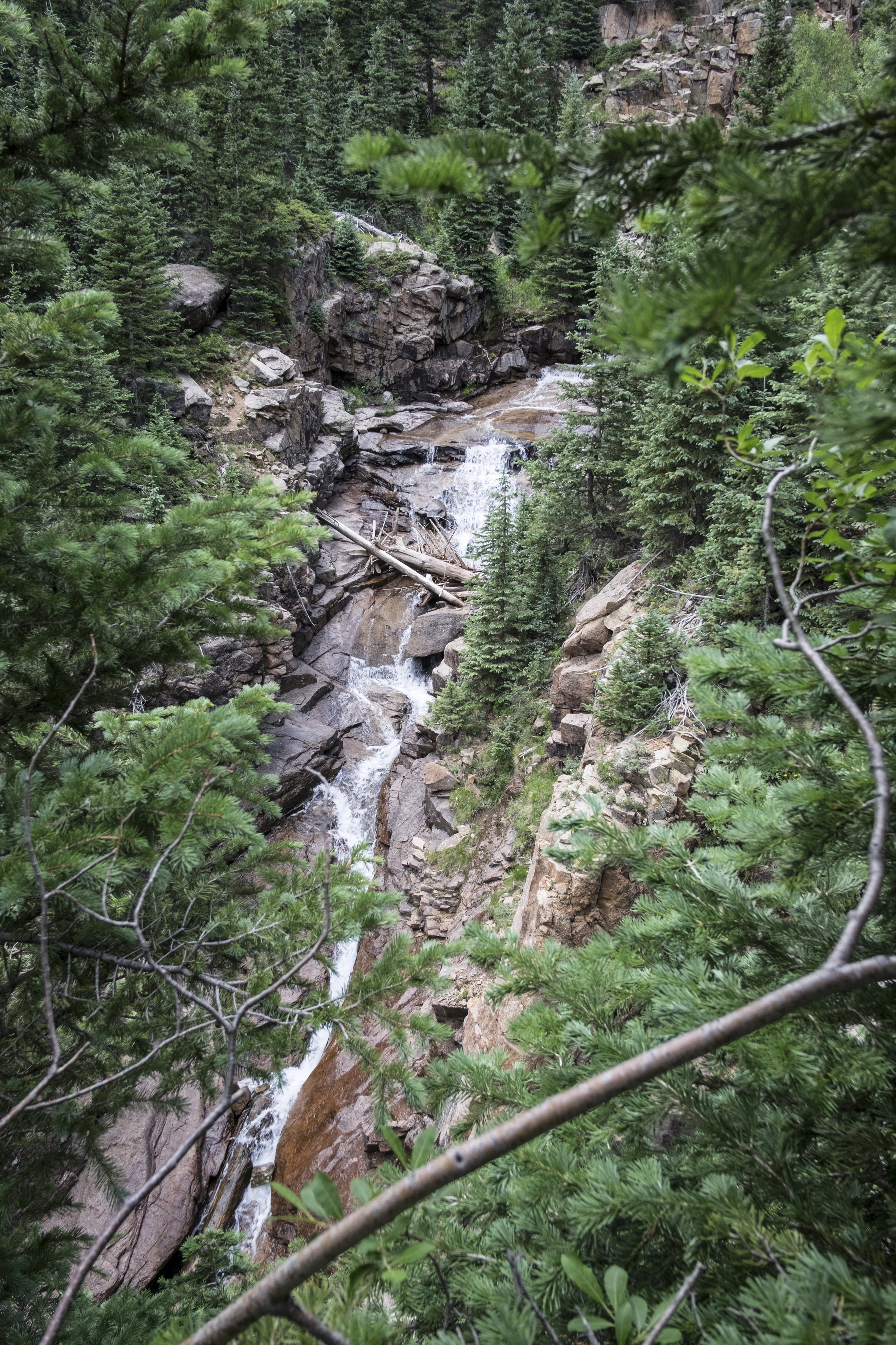 Drainages into Rock Creek
