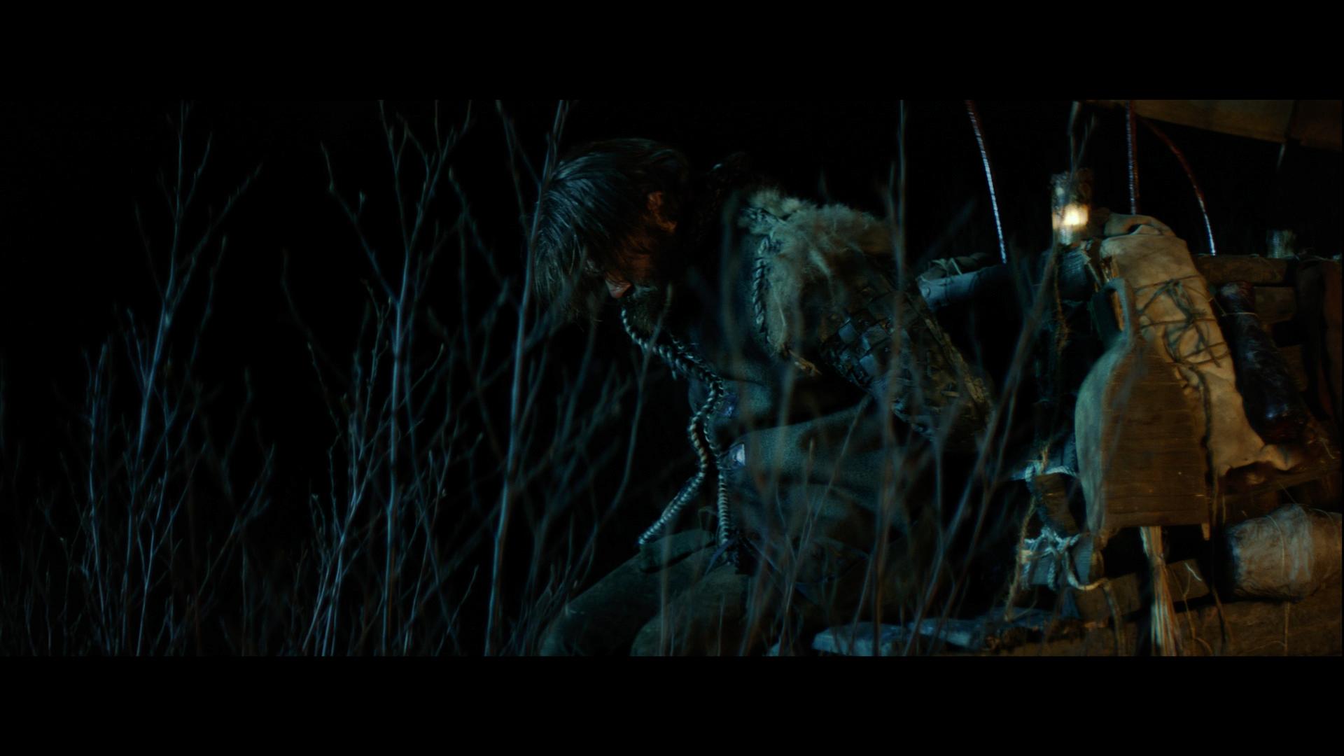"""Frame grab from """"Pilgrim"""""""