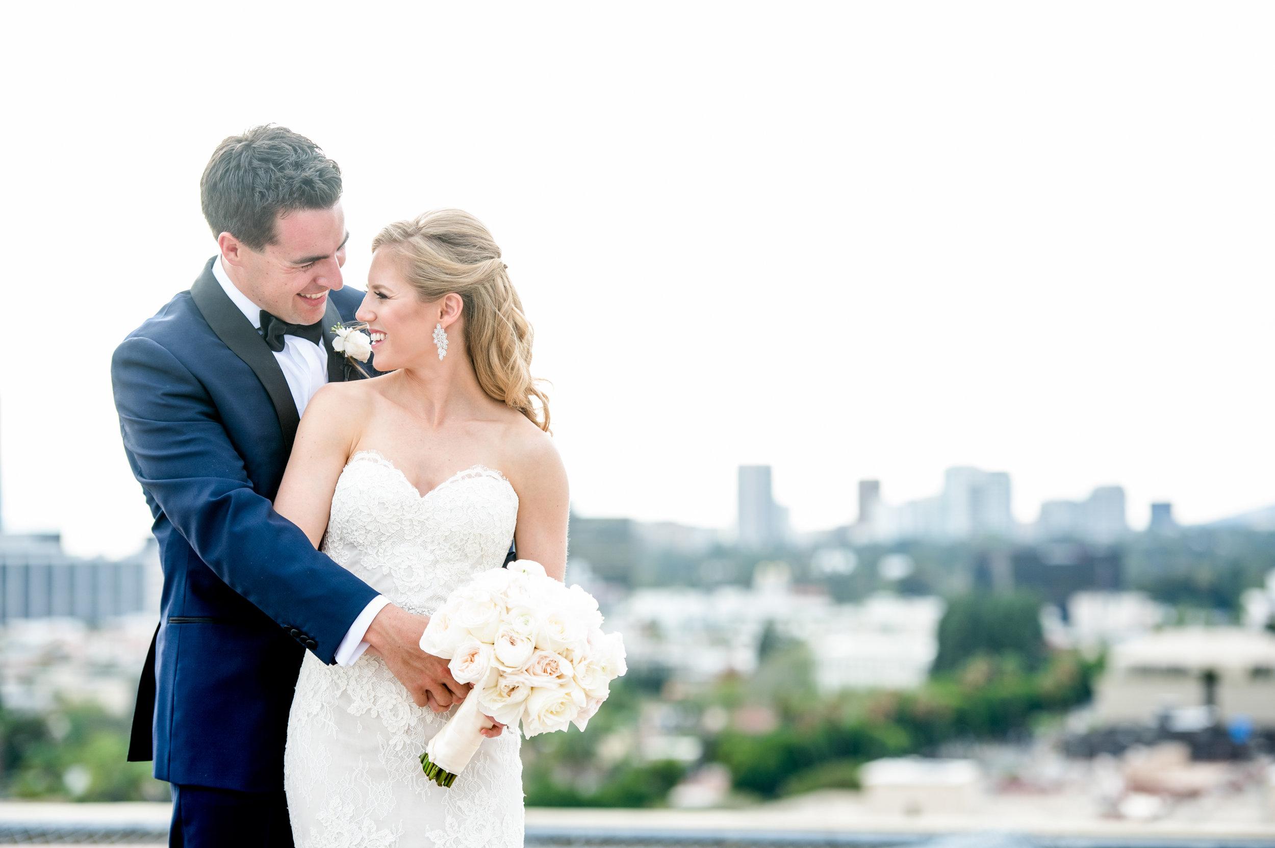 Four Seasons Beverly Hills Wedding Florist