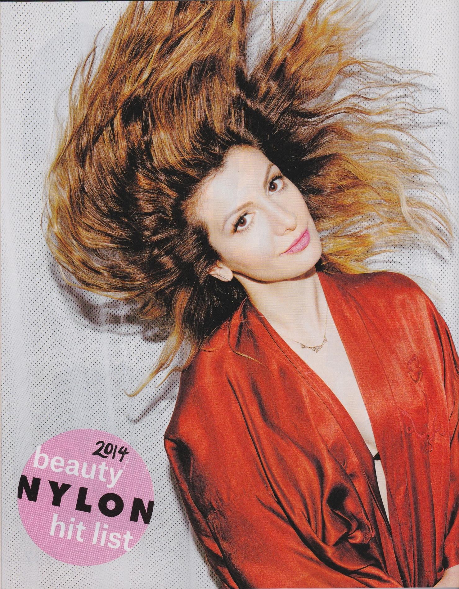 NYLON /Sep 2014