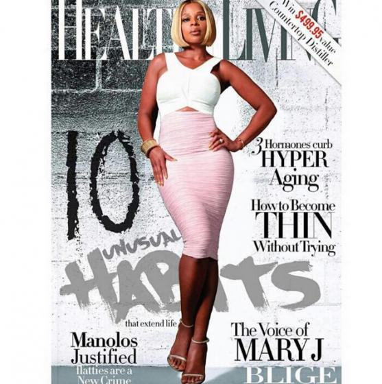 Healthy Living/July 2015