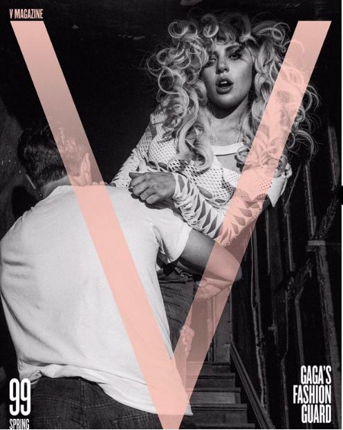 V Magazine V99/ Jan 2016