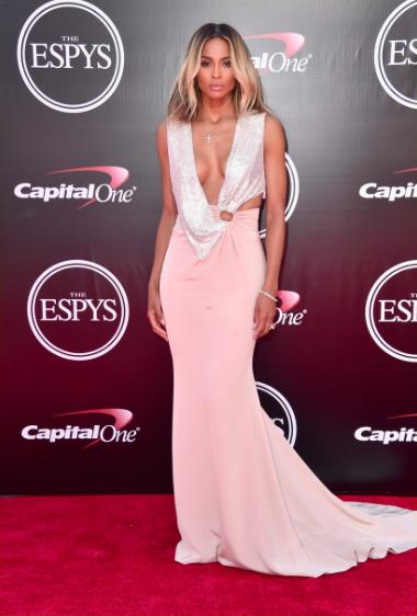 ESPYS16'/Ciara