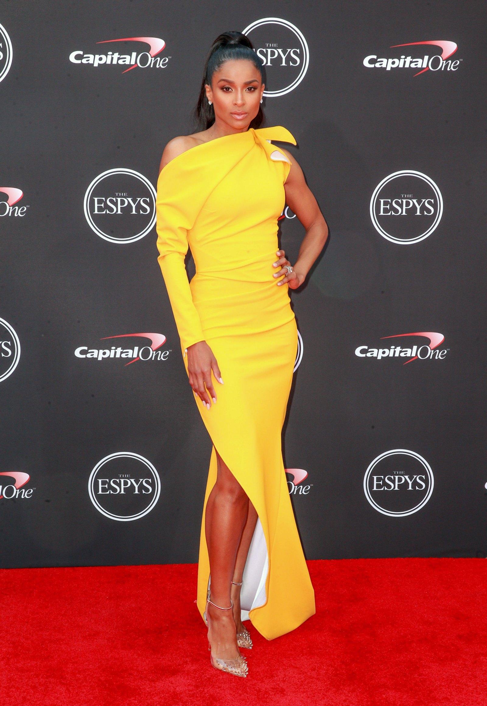 ESPYs Awards/Ciara